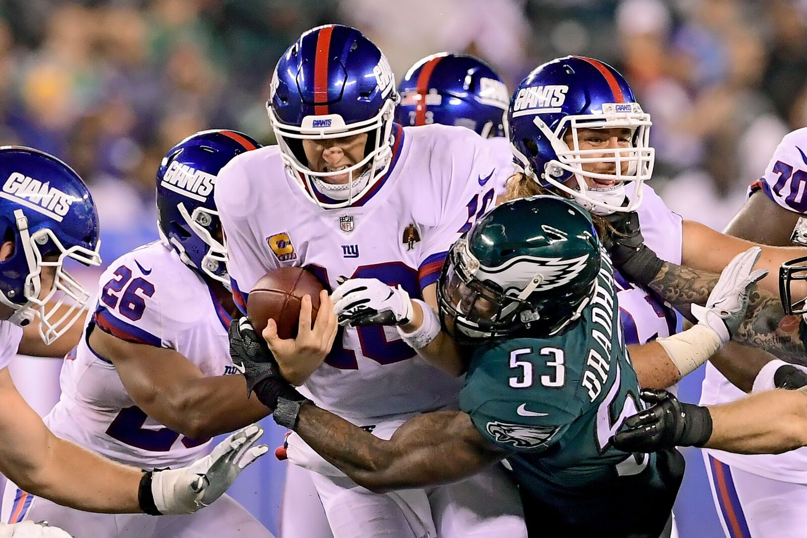 Image result for giants eagles