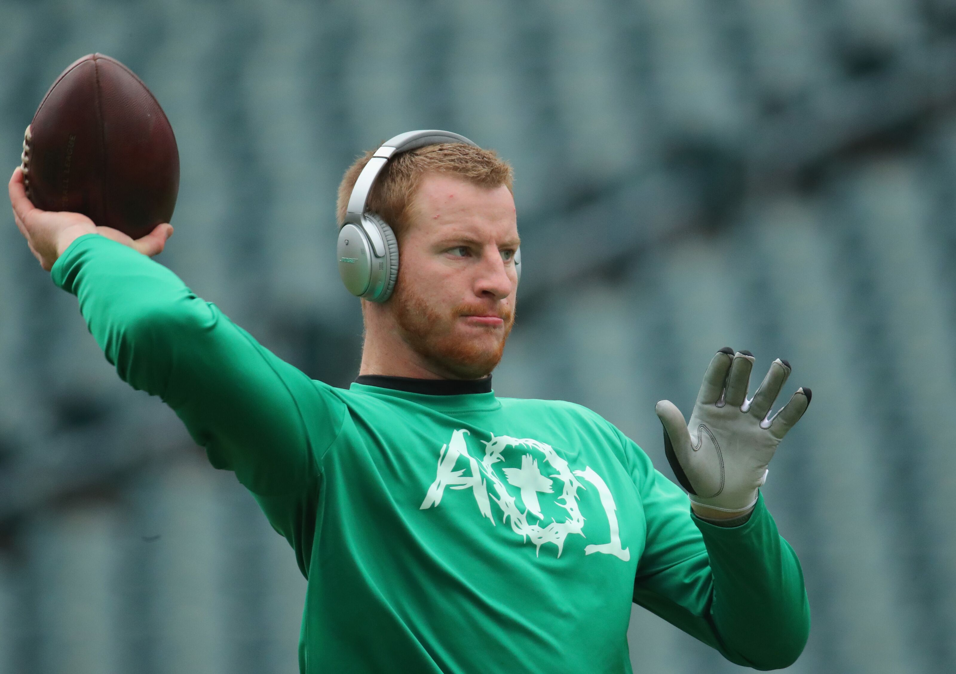 Fantasy football: NFL experts predict gaudy stats for Carson Wentz in 2019