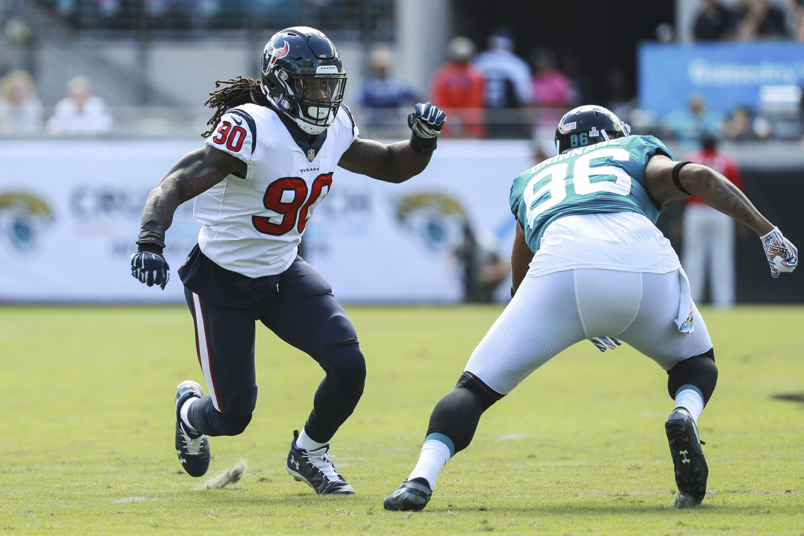 Former Eagles DE Chris Long weighs in on potential trade for Jadveon Clowney