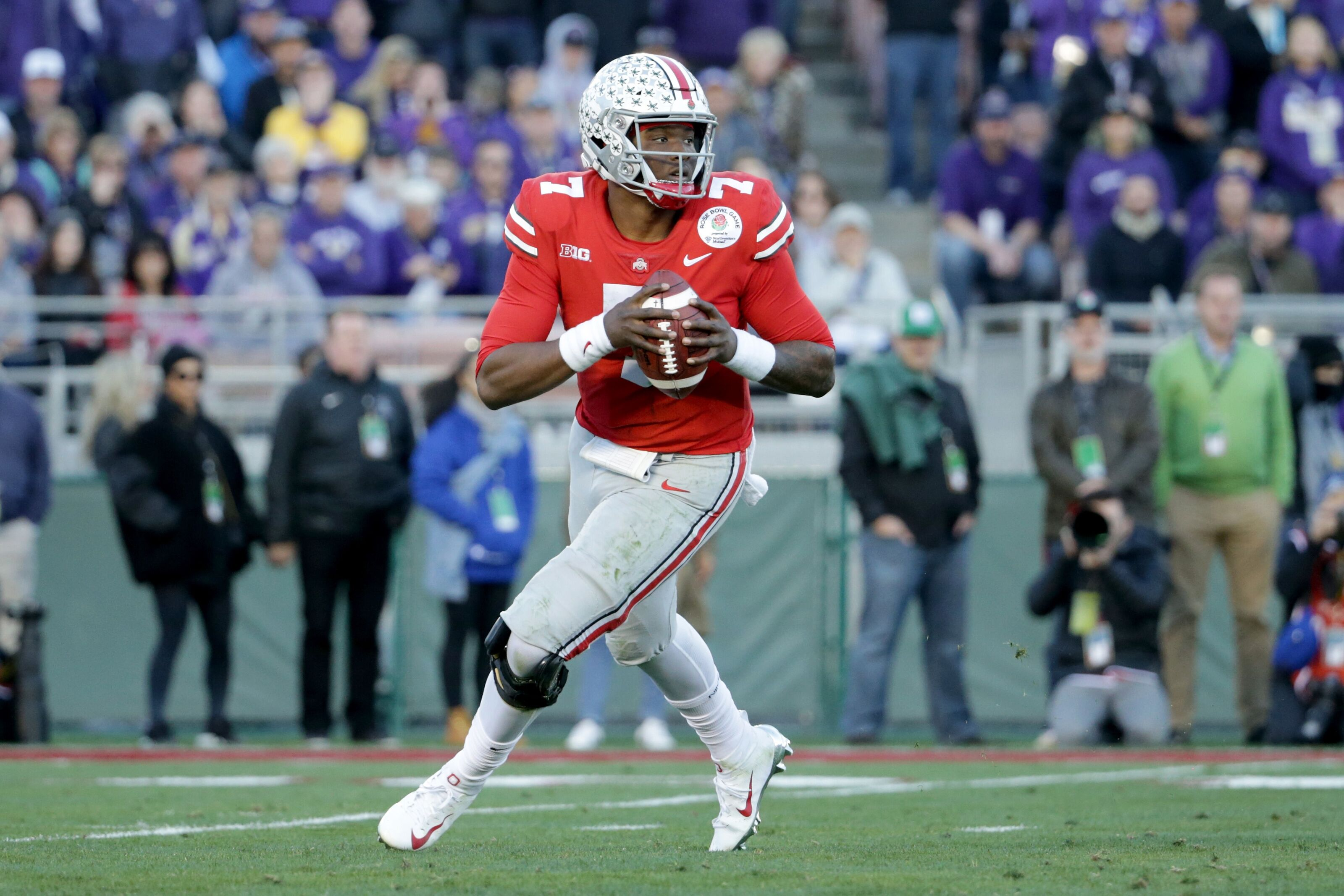 NFC East news: Giants meet with Dwayne Haskins, per report