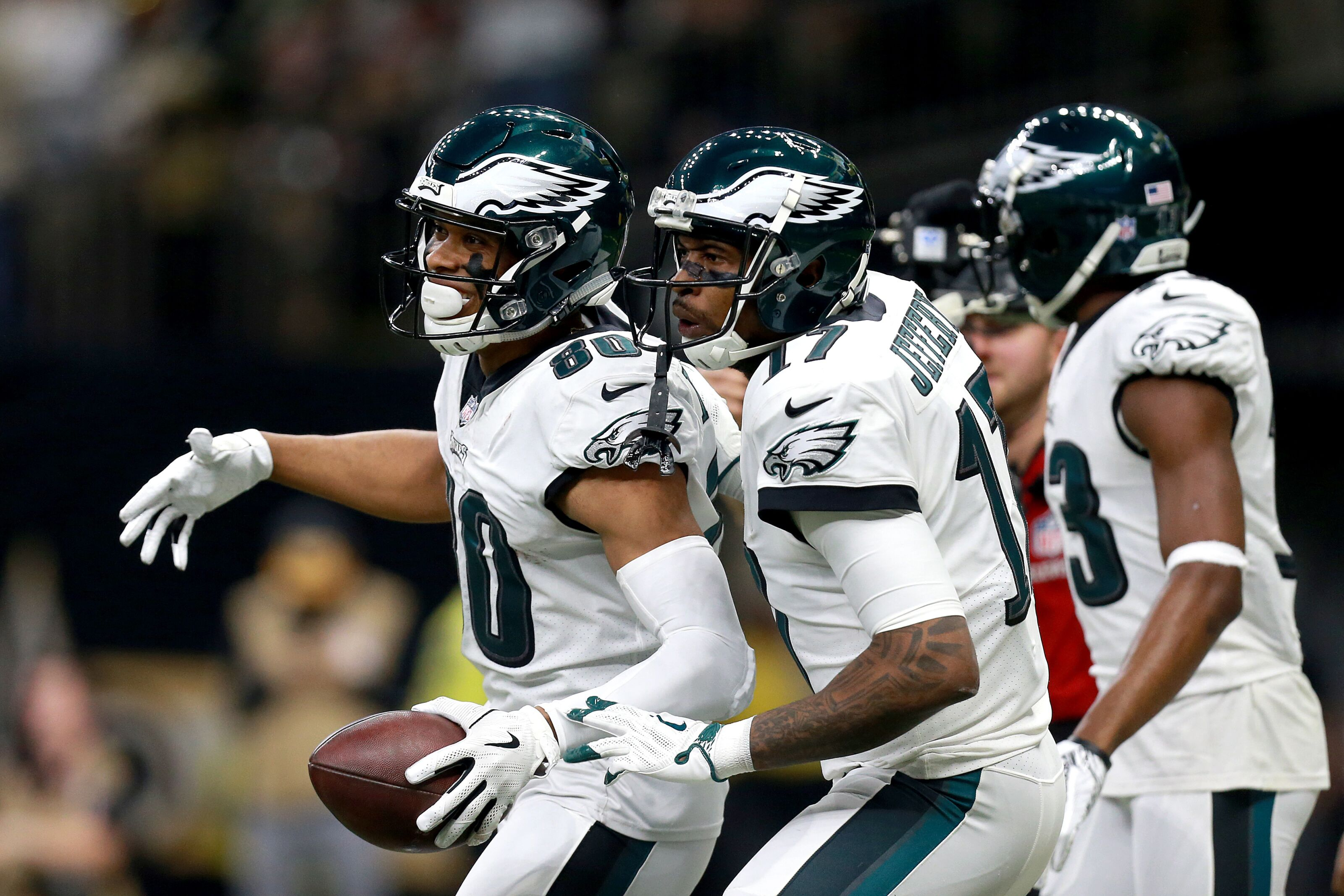 Philadelphia Eagles: A Pre-Draft review of the wide receiver corps