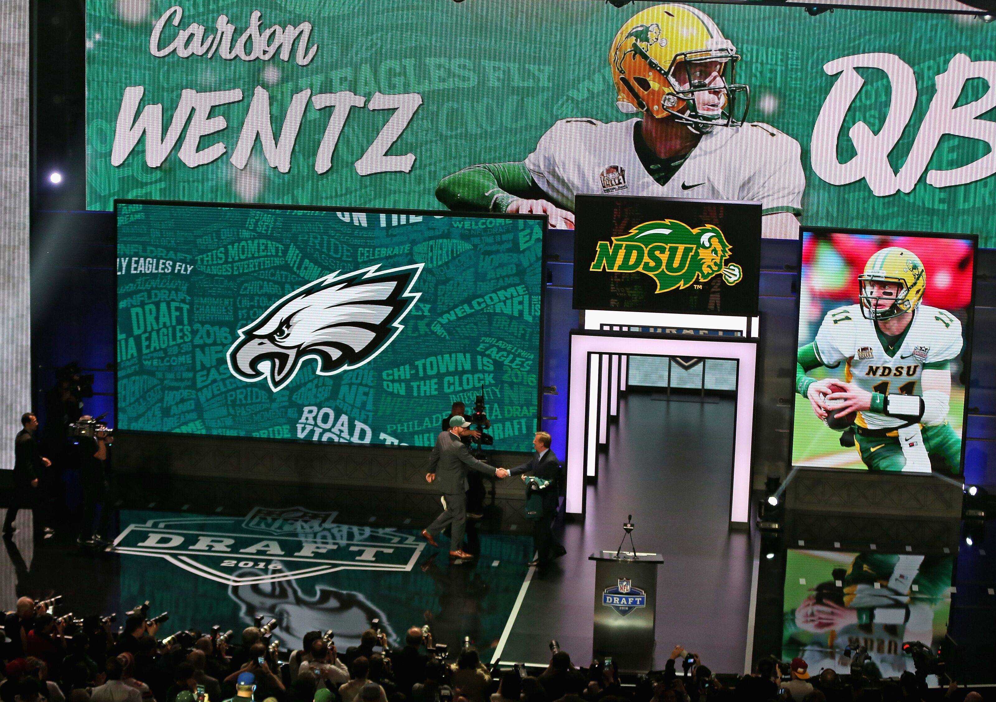 4fc79c8de2b Philadelphia Eagles may have nine draft picks come April