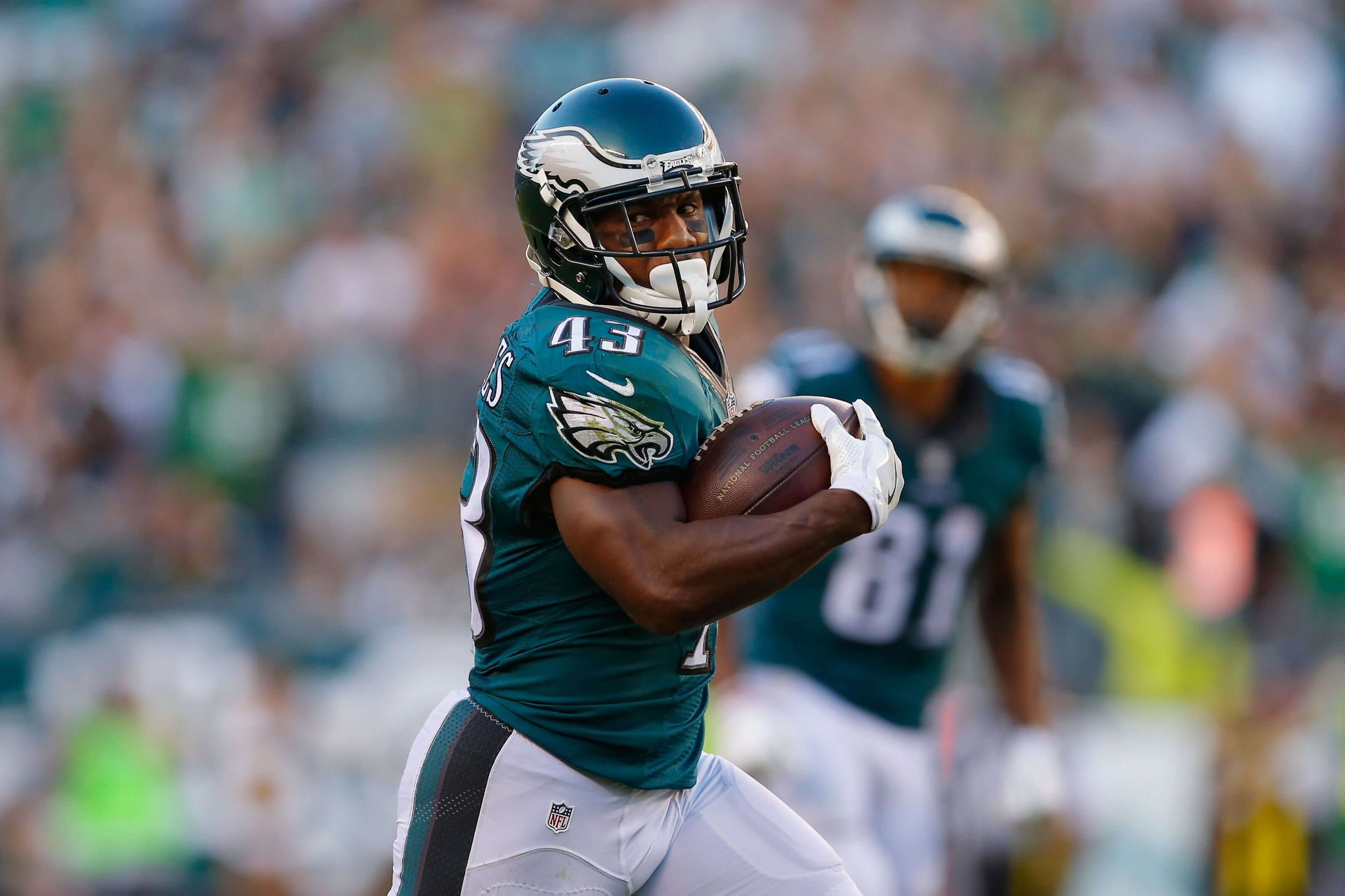 fbad97a0dff Should Philadelphia Eagles limit Darren Sproles to special teams only?