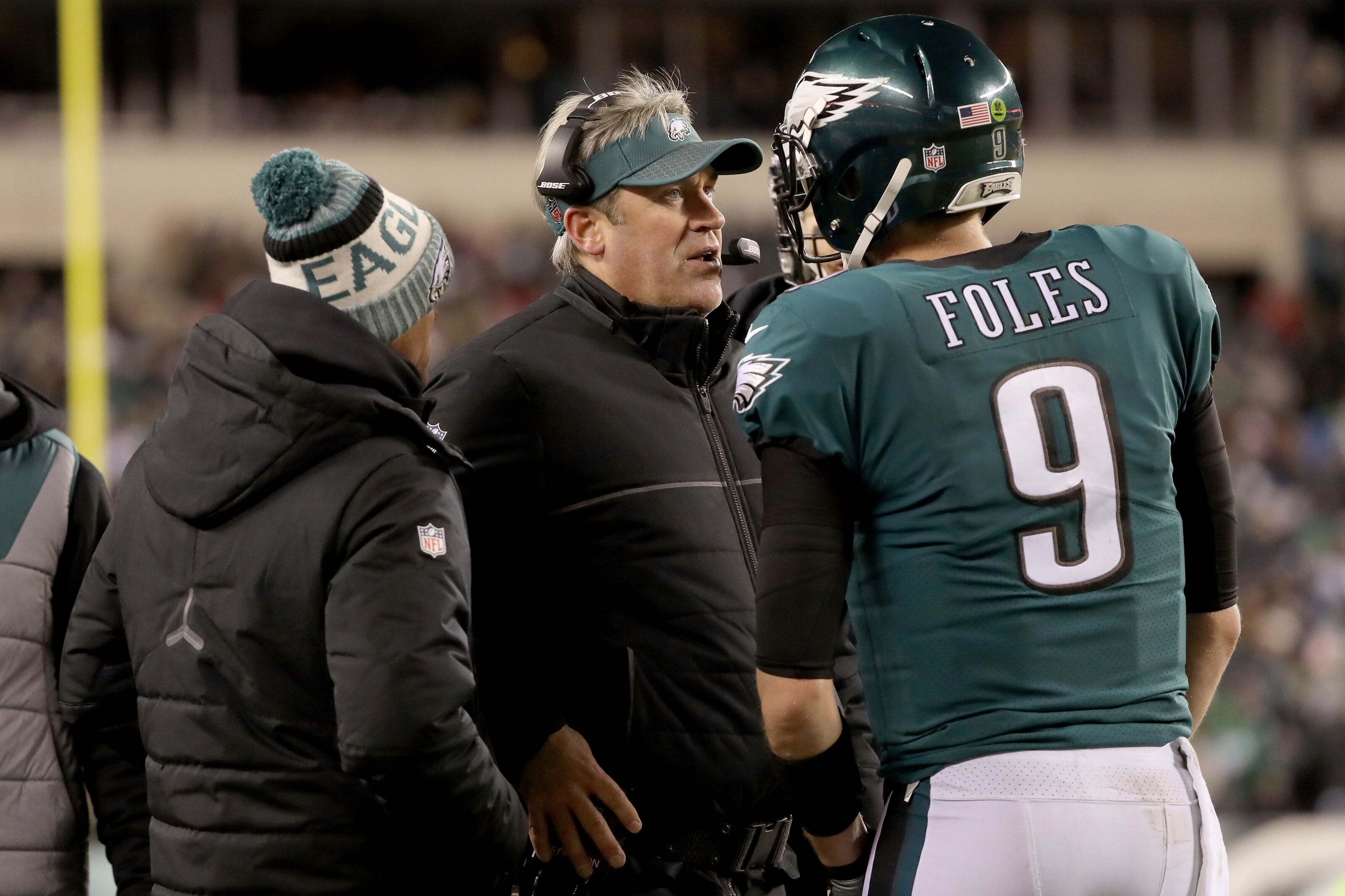 Philadelphia Eagles roundup  Two of the worst criticisms of the week 1523544e8