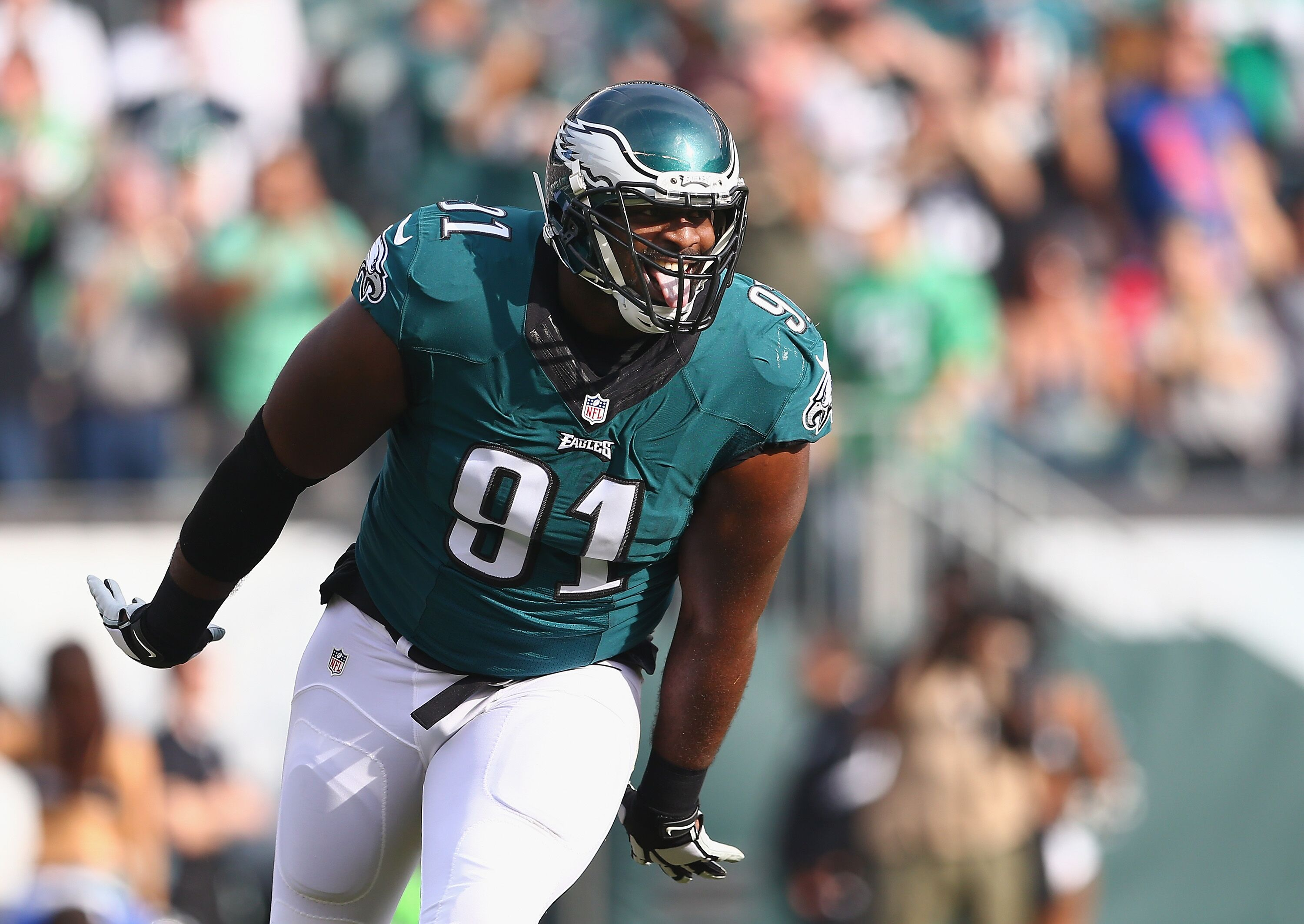 the best attitude 001f3 27b1d Eagles DT Fletcher Cox named one of NFL's most irreplaceable ...