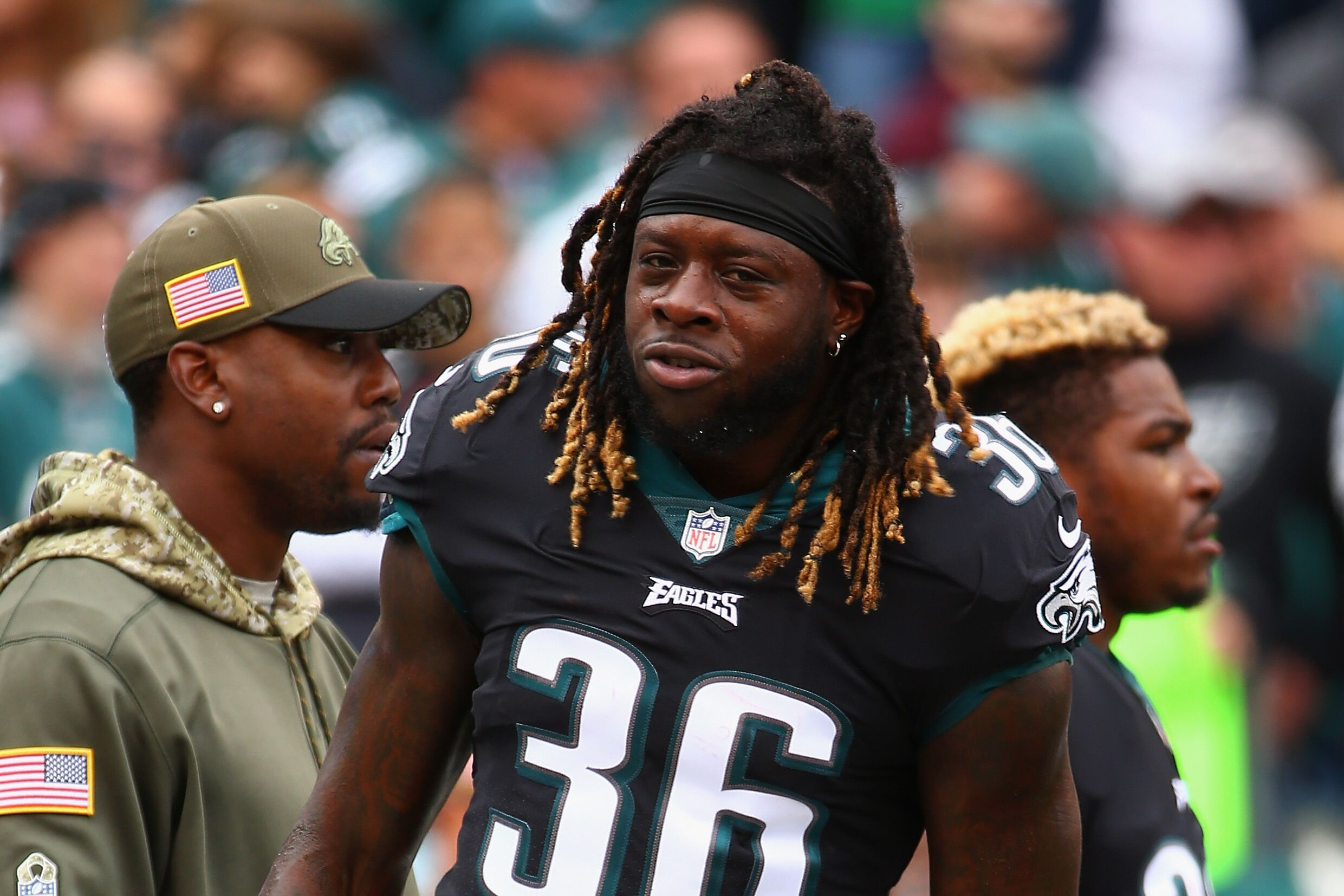 6df505191 Philadelphia Eagles  Jay Ajayi finds a new agent that fans won t like