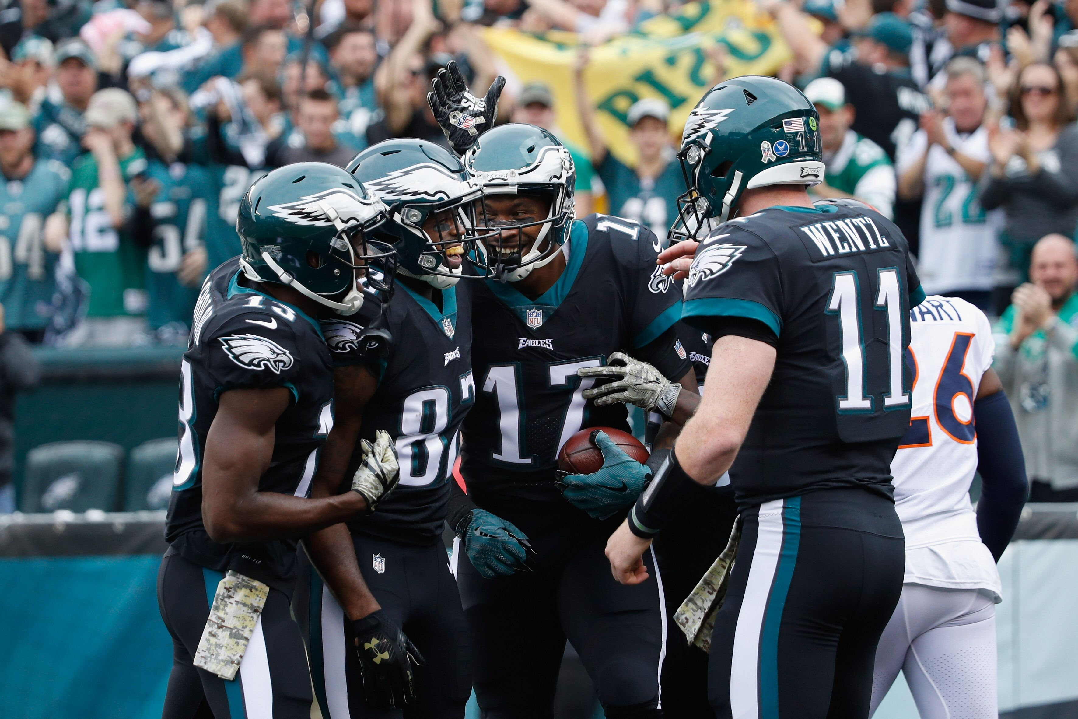 Philadelphia Eagles  Changes to Color Rush won t affect the blackout bc0311e4d