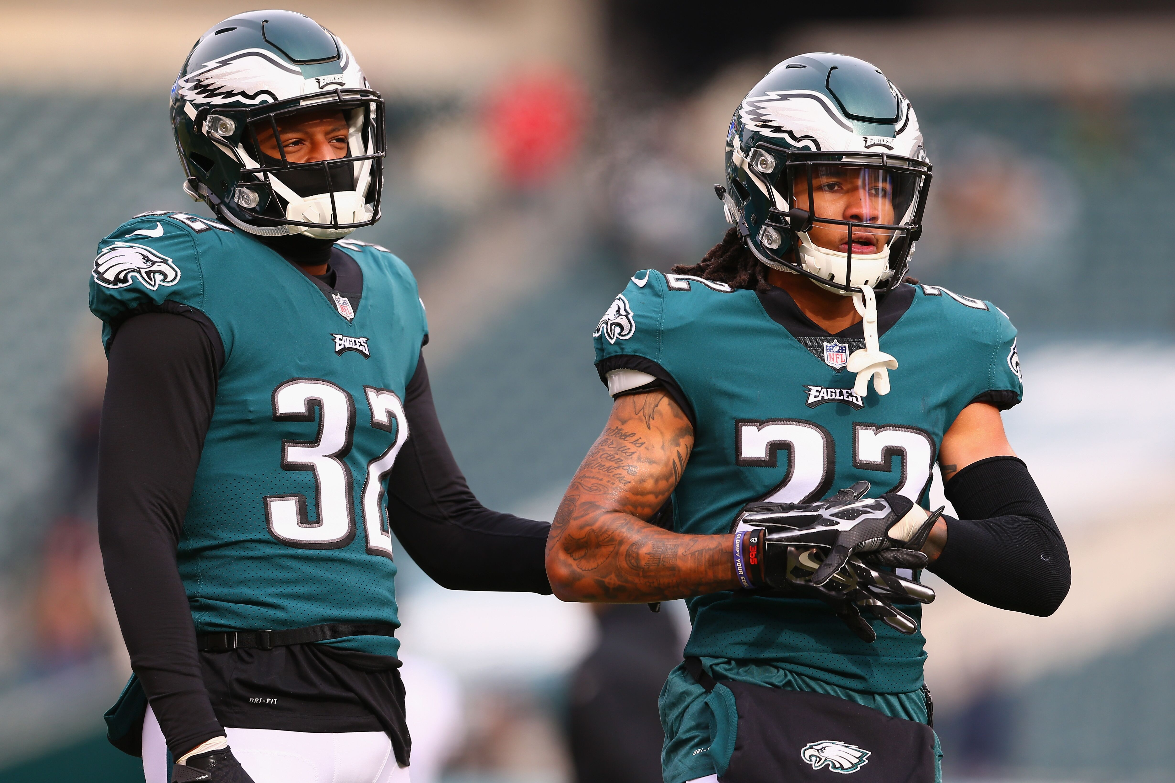 Next man up: Philadelphia Eagles young players need to mature quickly