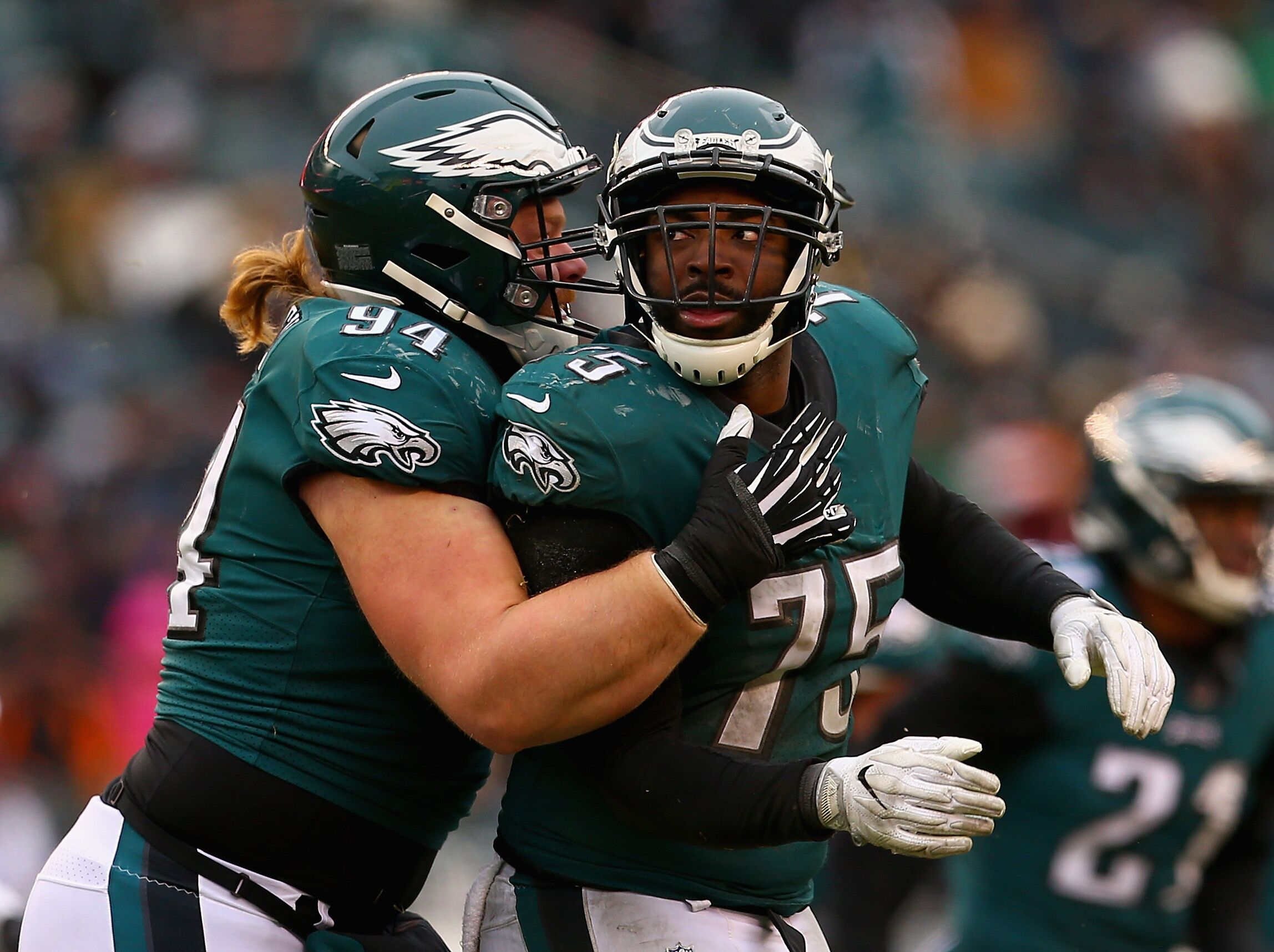 6f5c998dd Philadelphia Eagles rumor mill  Might Beau Allen and Vinny Curry return