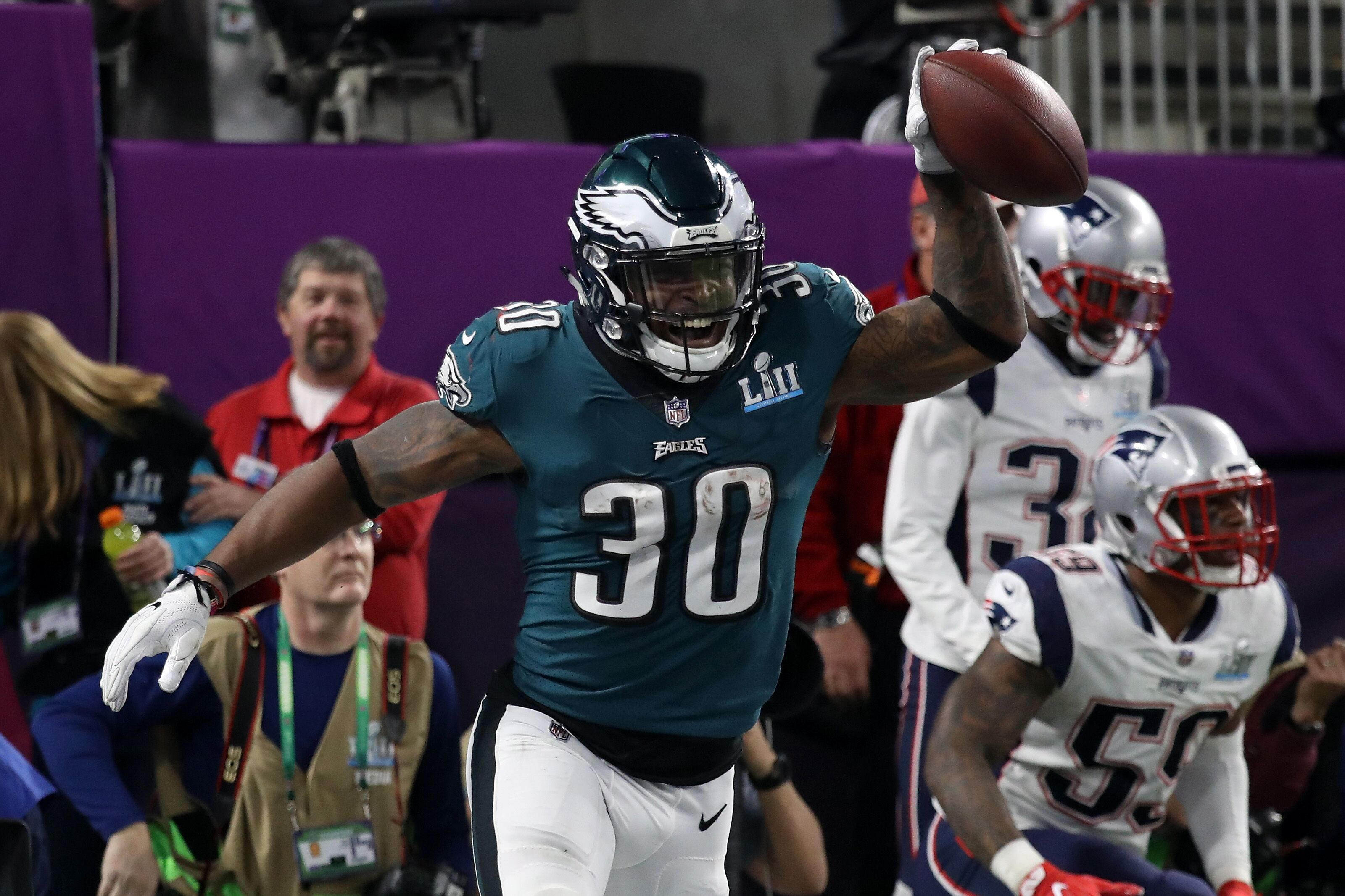 Philadelphia Eagles RB Corey Clement is now a commencement speaker 0366fa5c0
