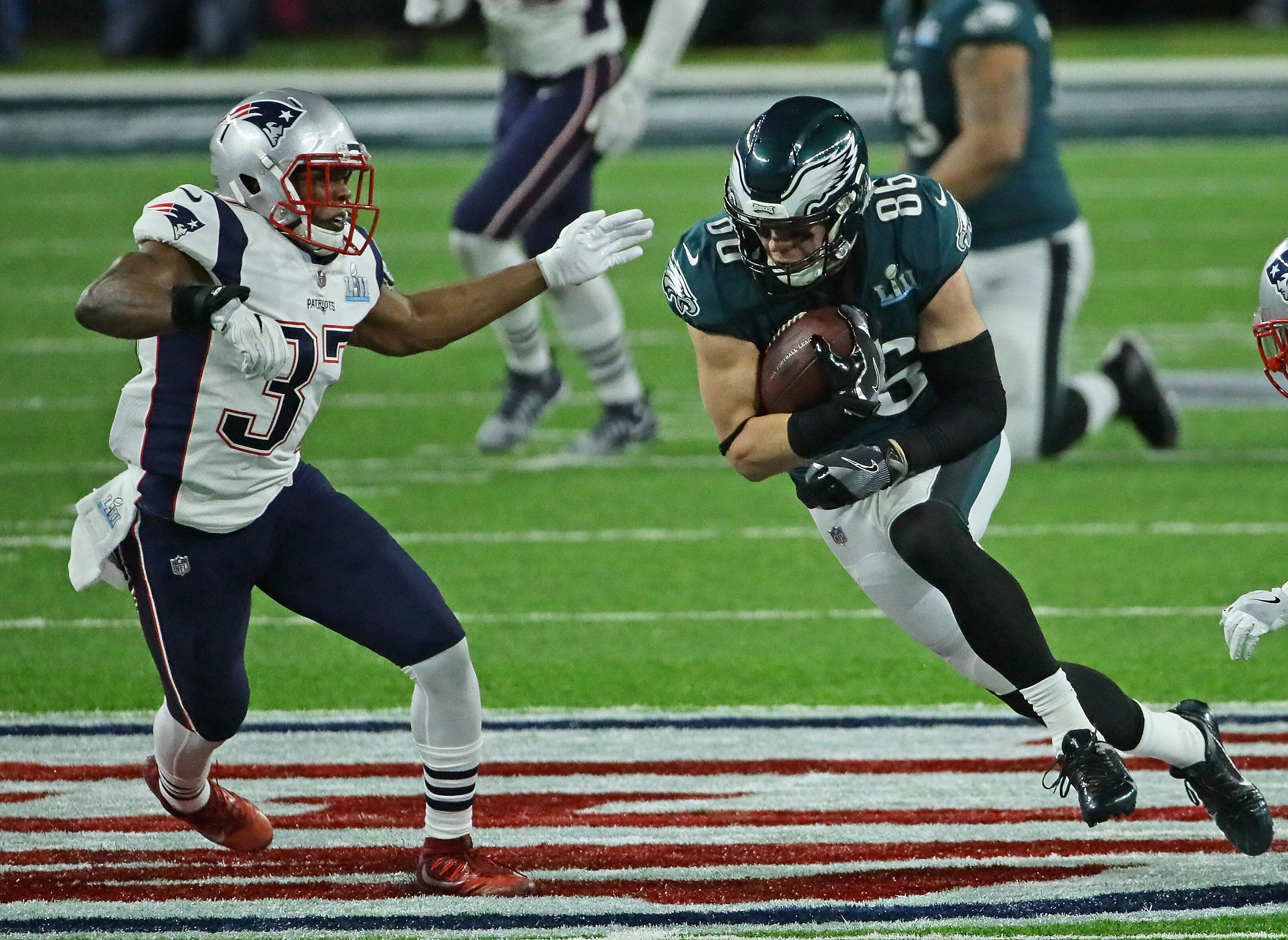 Philadelphia Eagles training camp preview  The tight ends fed341f6f