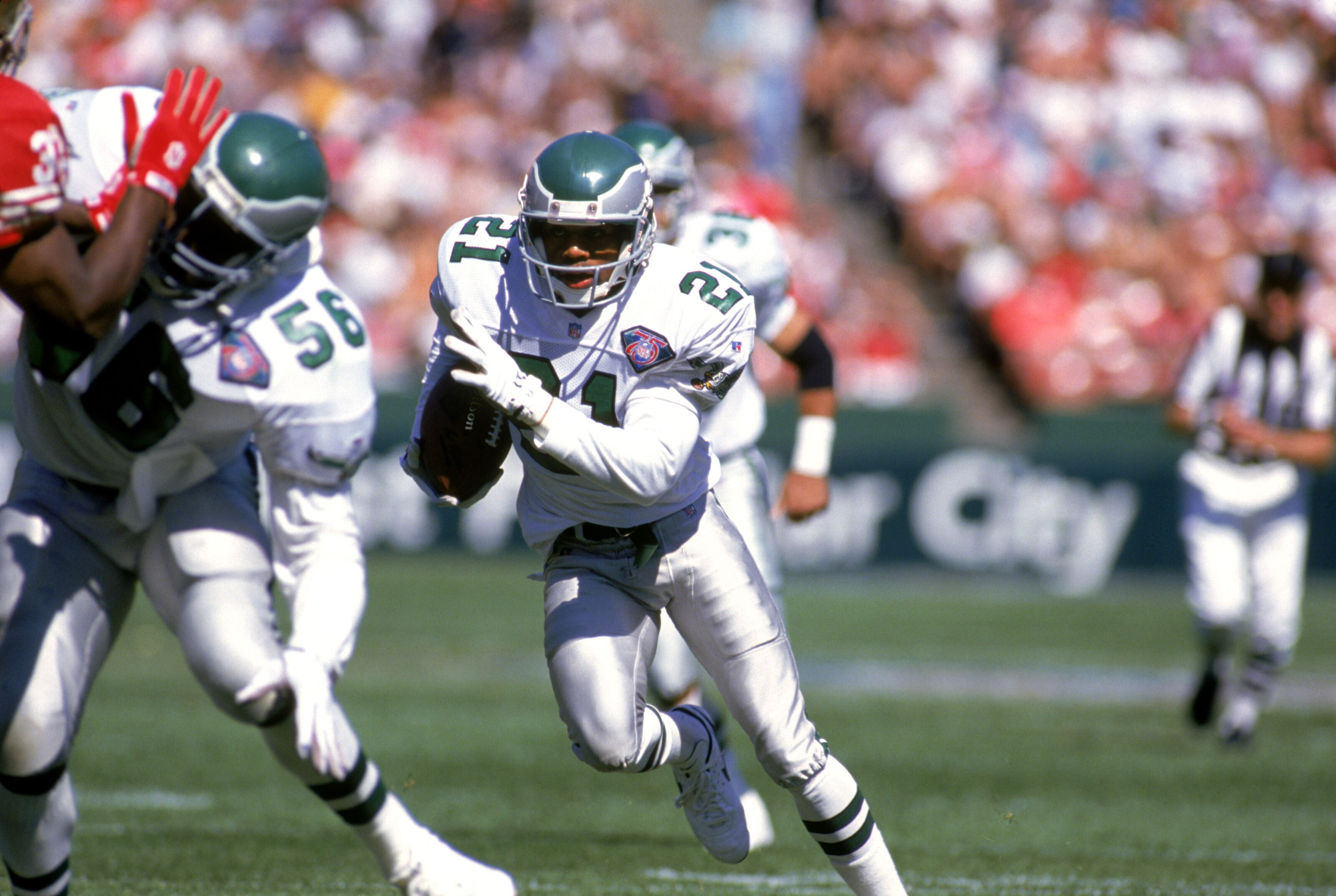2 Philadelphia Eagles legends among a crowded group of DB HOF nominees