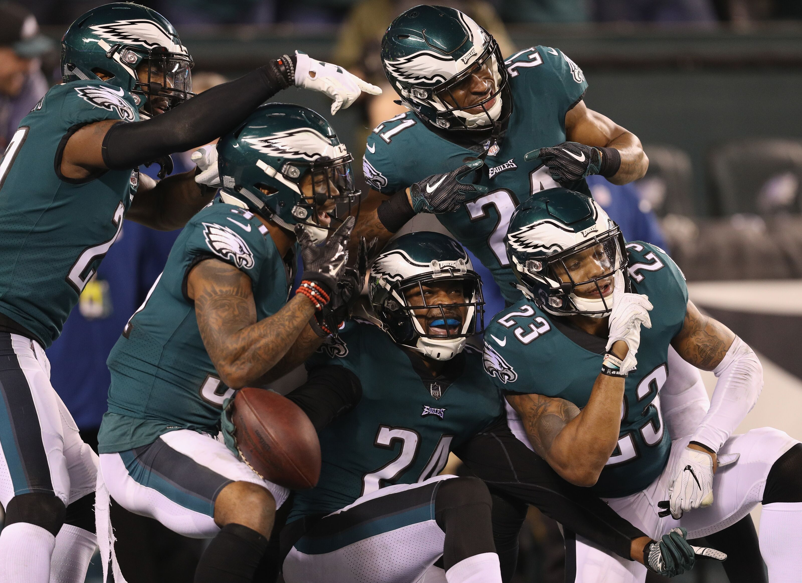 4 Areas The Philadelphia Eagles Will Need To Address In 2019
