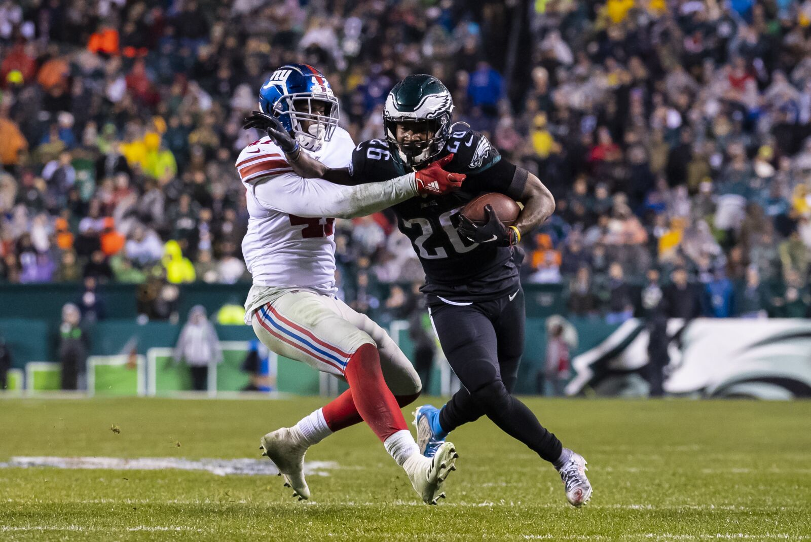 Doug Pederson must rely on running game if Eagles are to win out