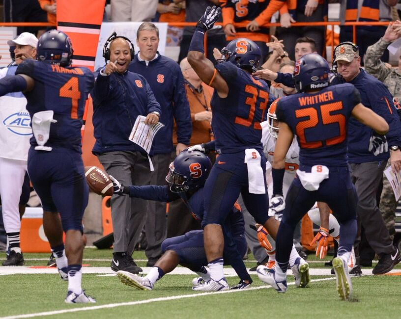 Syracuse Football Vs. NC State: Game Preview