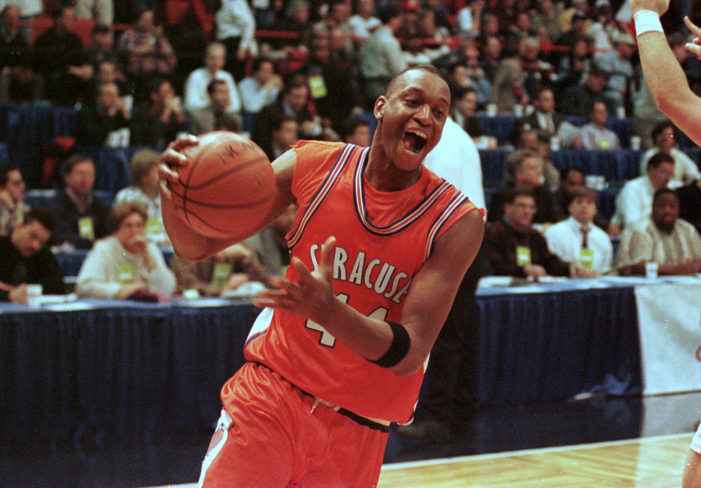 Syracuse Basketball: John Wallace finally will be immortalized