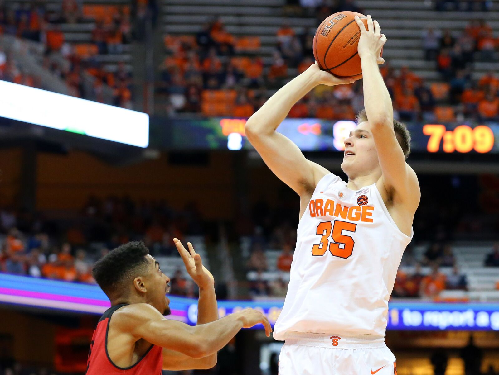 Syracuse basketball has to live and die by the 3-ball in 2019