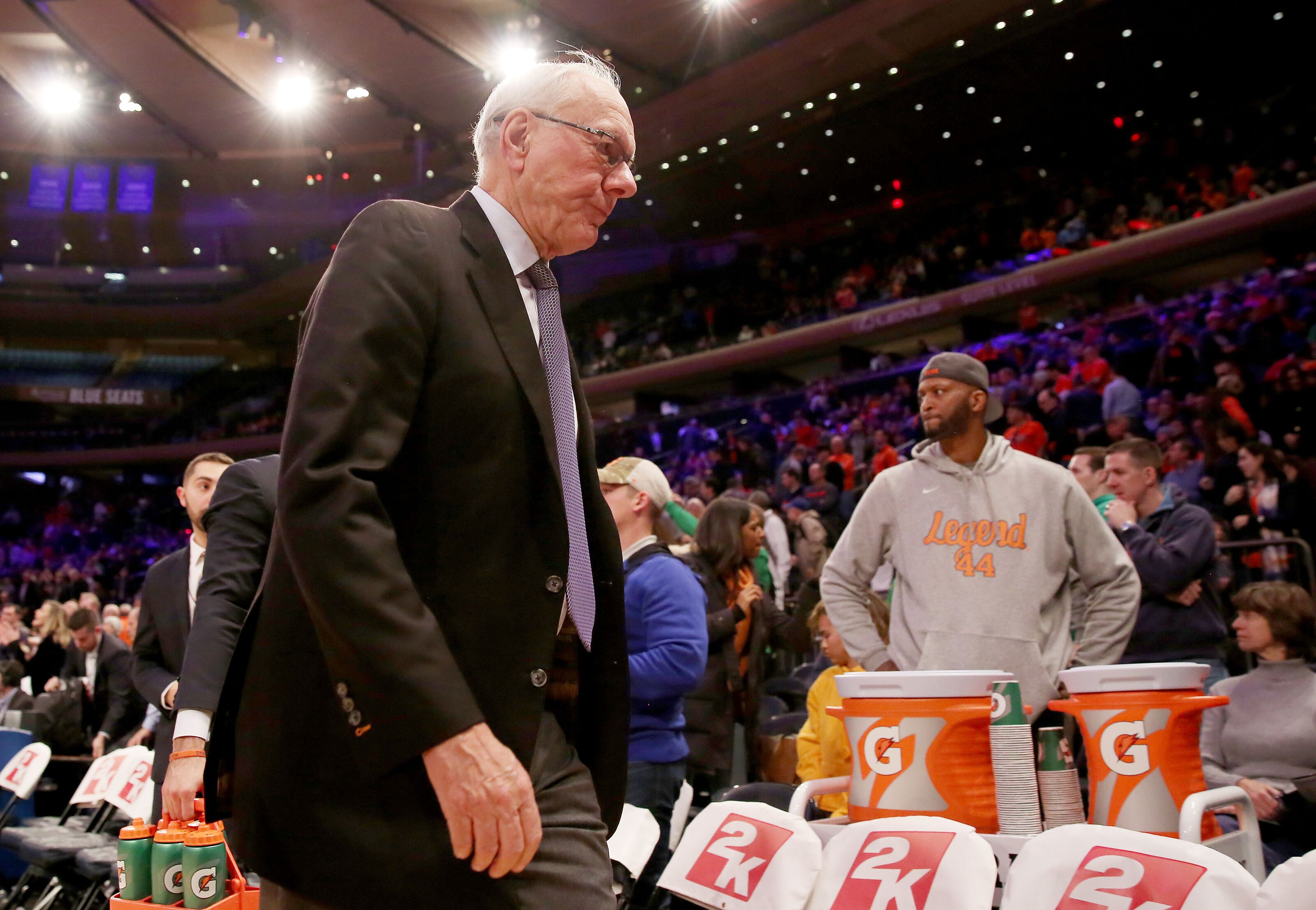 Syracuse Basketball: 5-star Kennedy Chandler to visit the 'Cuse
