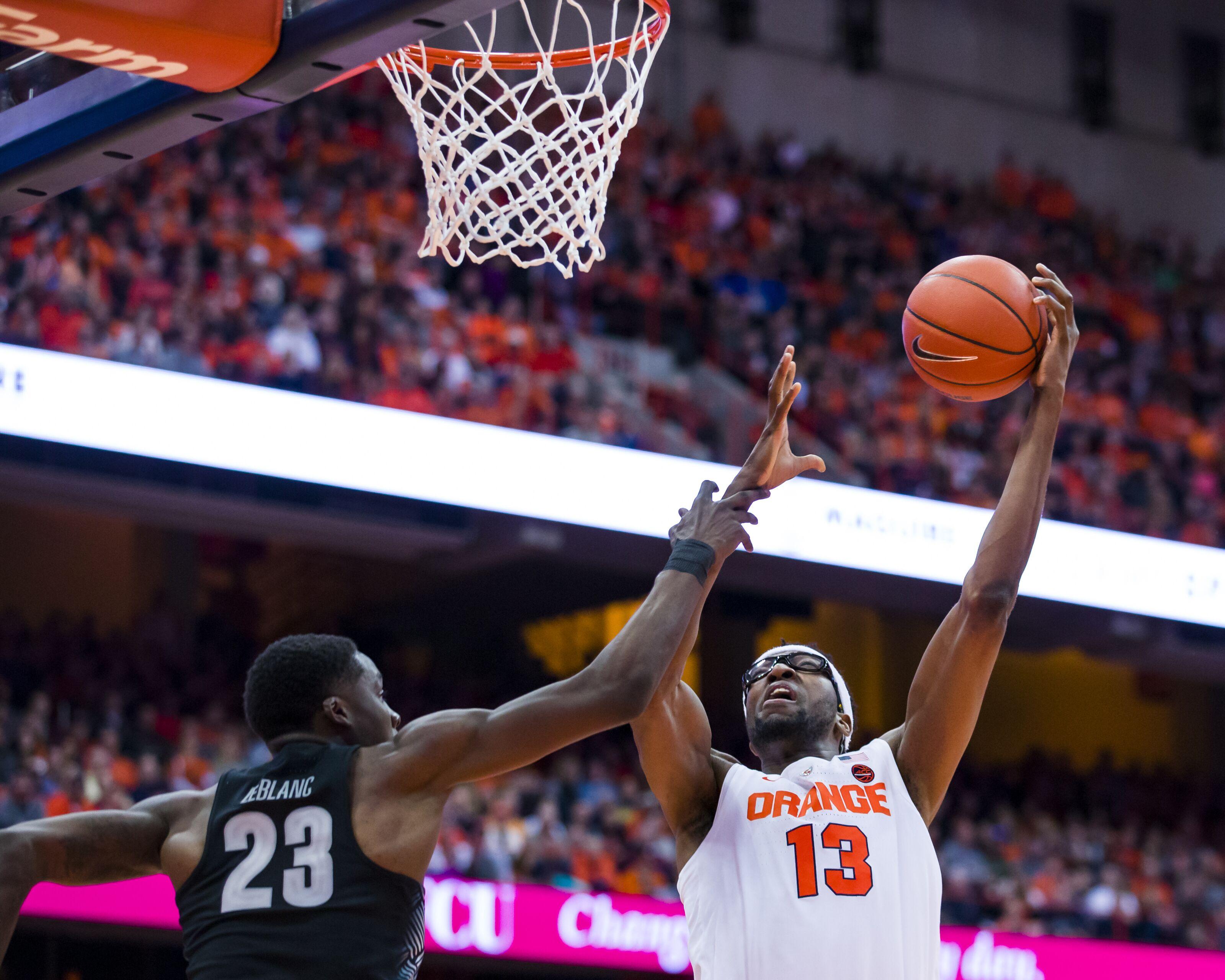 Syracuse Basketball Paschal Chukwu Banished To The Shadow Realm