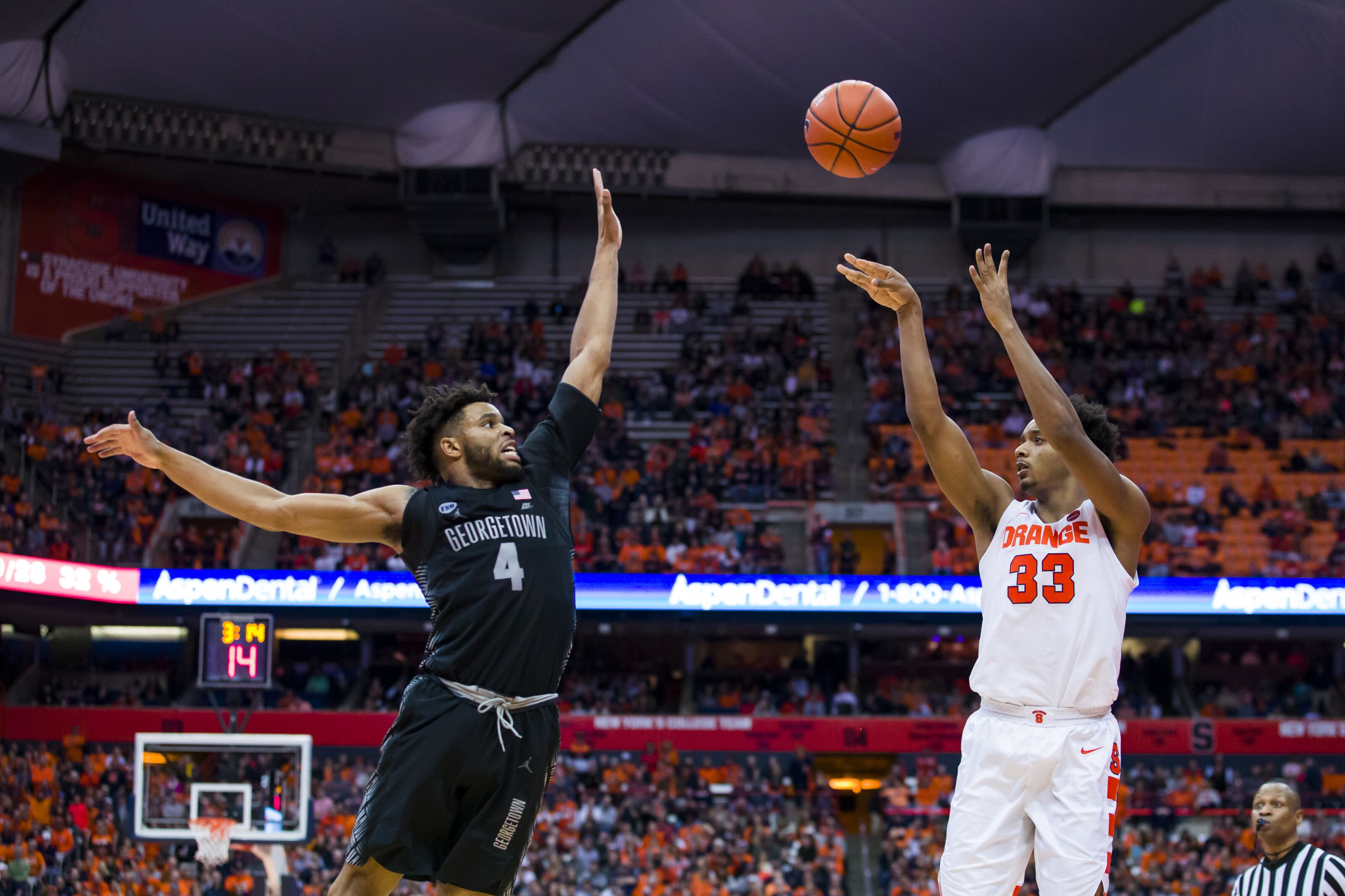 Syracuse Basketball: Game time, TV, Radio and more vs Georgetown