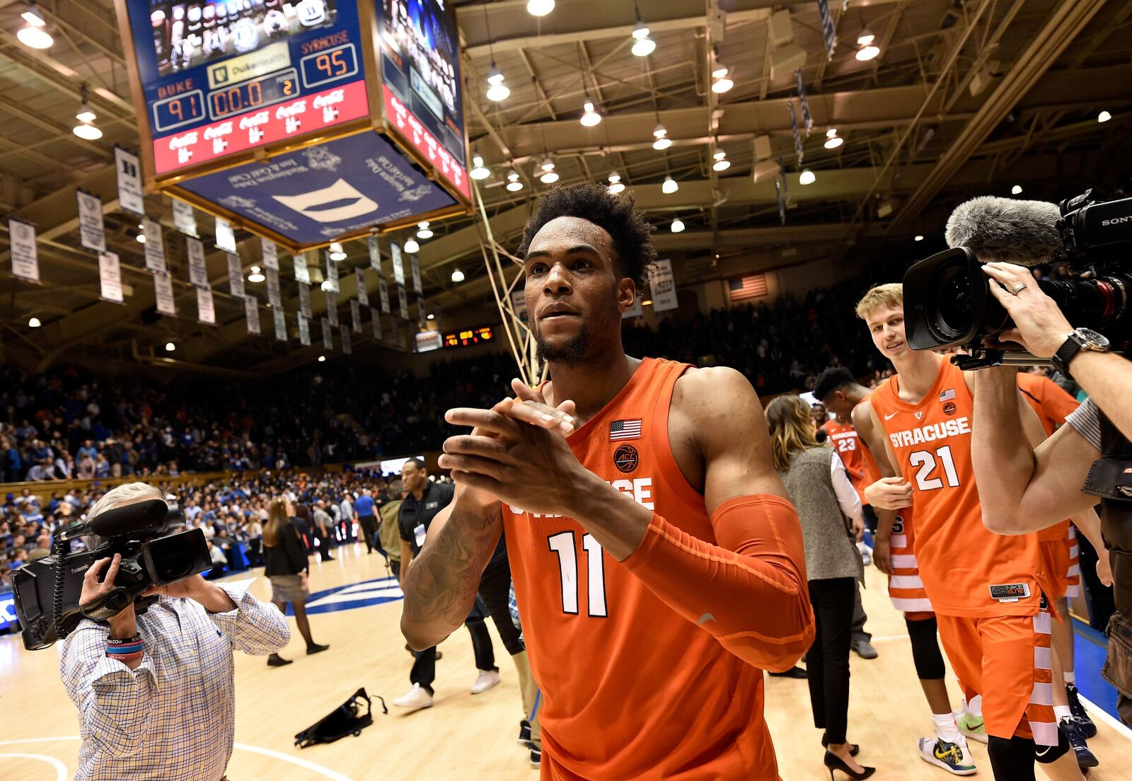 Syracuse Basketball: Predictions for ACC tilt vs Pittsburgh Panthers