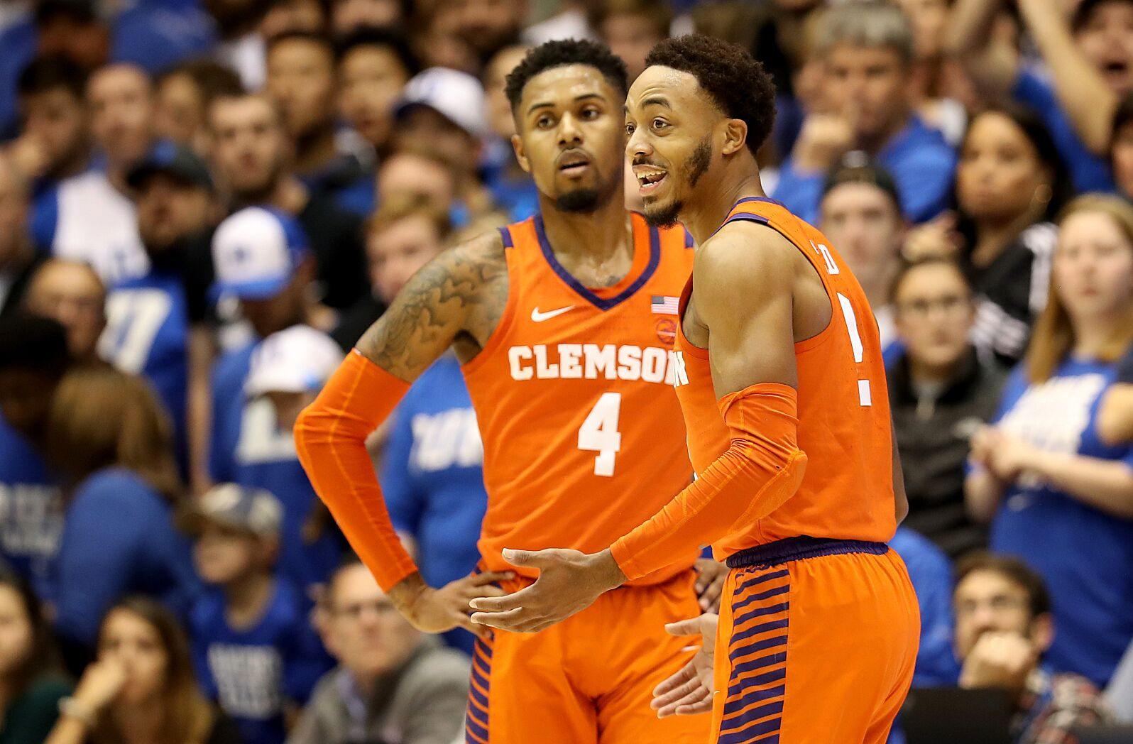 Syracuse Basketball: Clemson Tigers crystal ball predictions