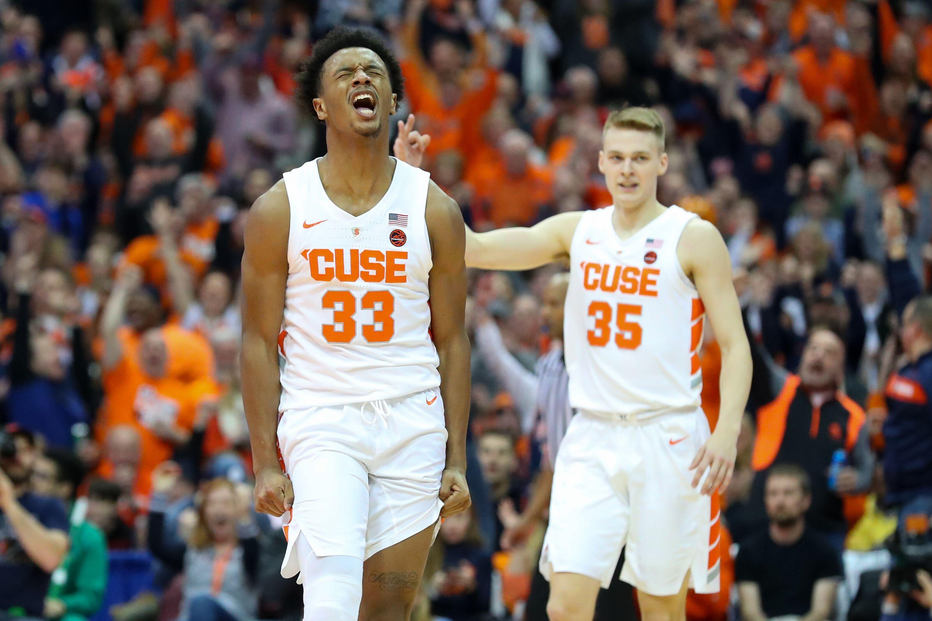 Syracuse Basketball Game Time Tv Radio And More Vs Virginia
