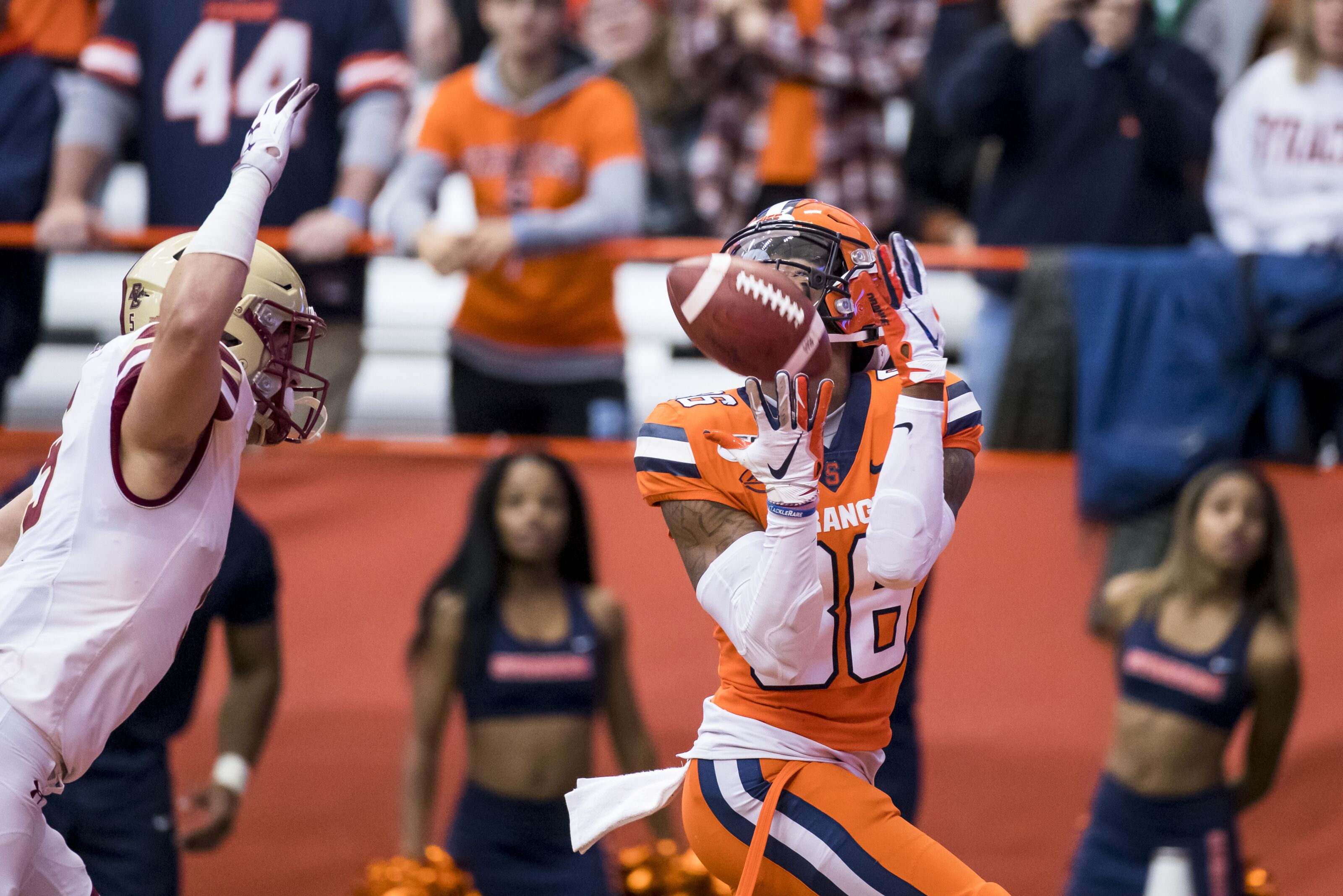Syracuse Football: Orange have successfully recruited another No. 1 WR