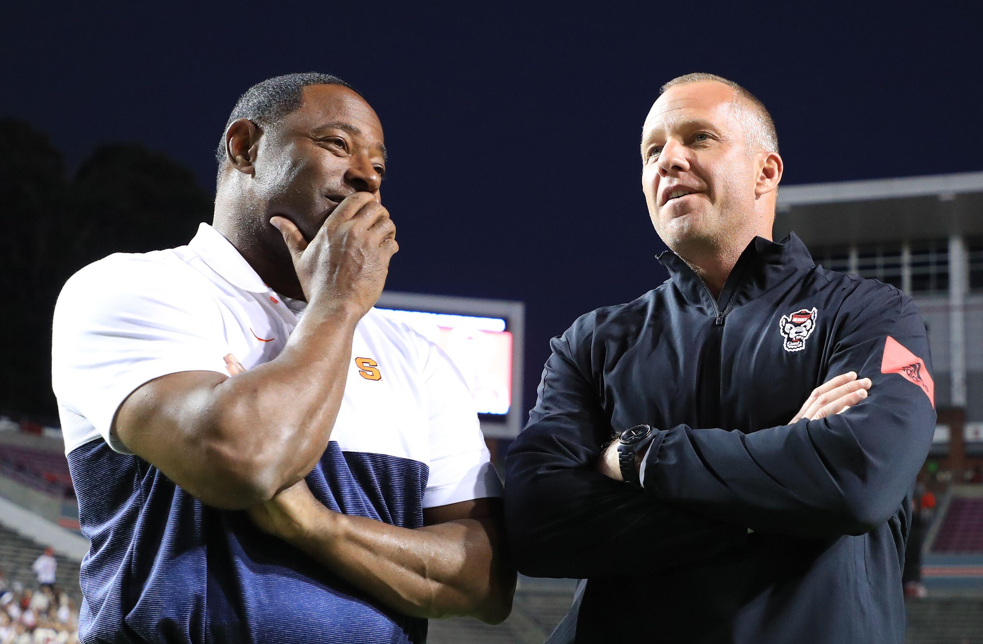 Syracuse football desperately needs a Dino Babers kumbaya meeting