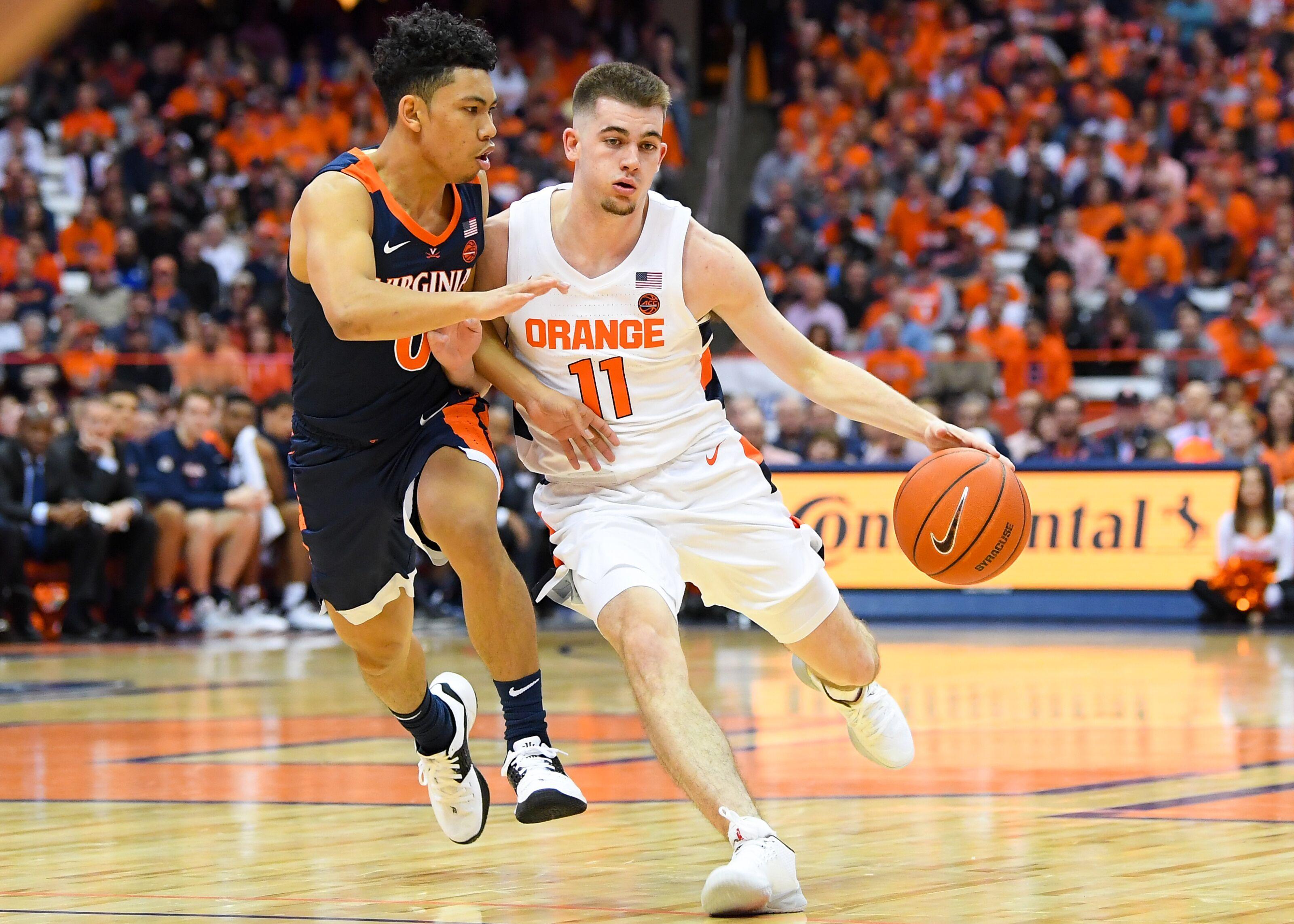 Syracuse Basketball Joe Girard Iii Should Take Over For