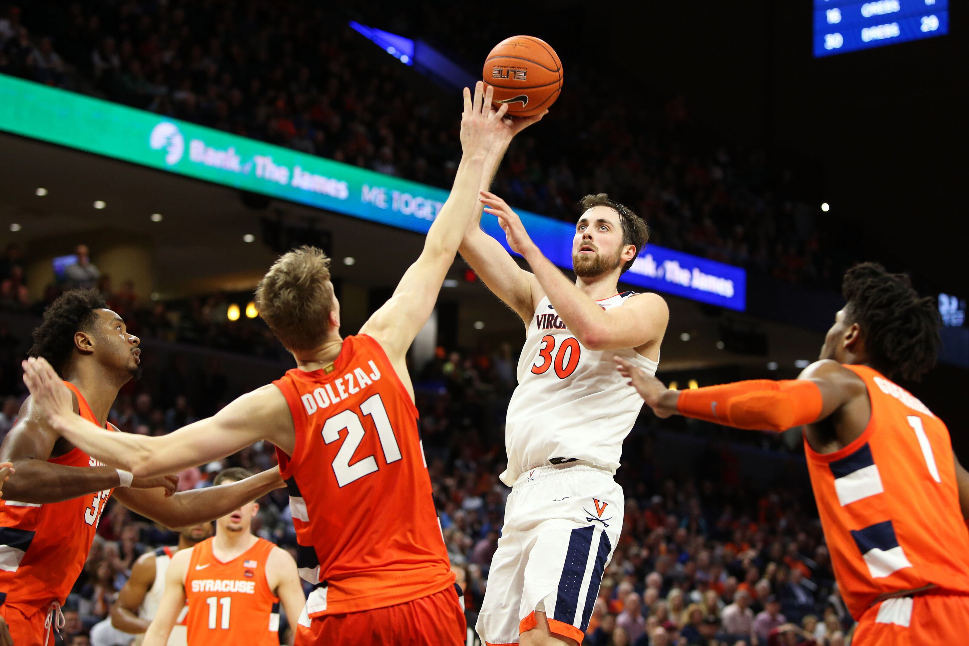 Syracuse Basketball Honing 2 3 Zone Key To March Madness