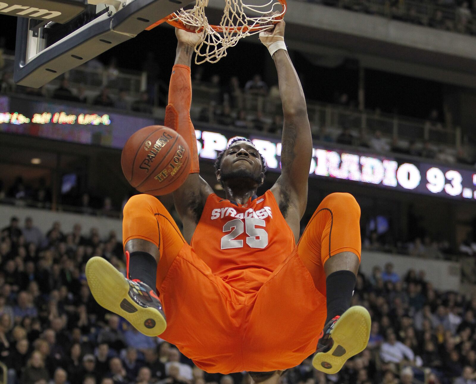 Syracuse Basketball: Rakeem Christmas, Michael Jordan tied together forever