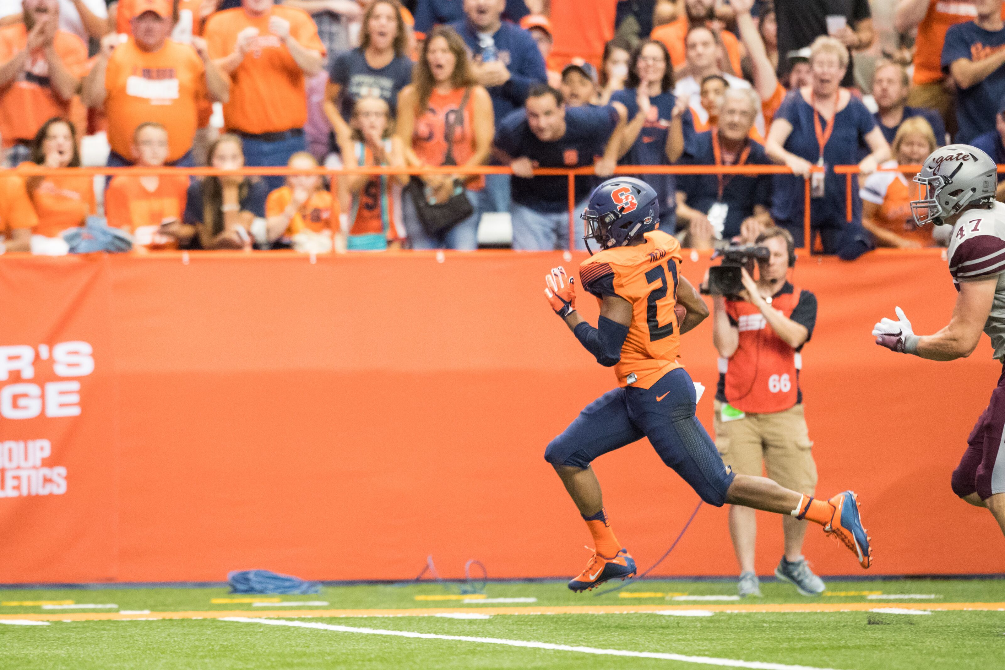 Syracuse football has to find a way to get Jawhar Jordan