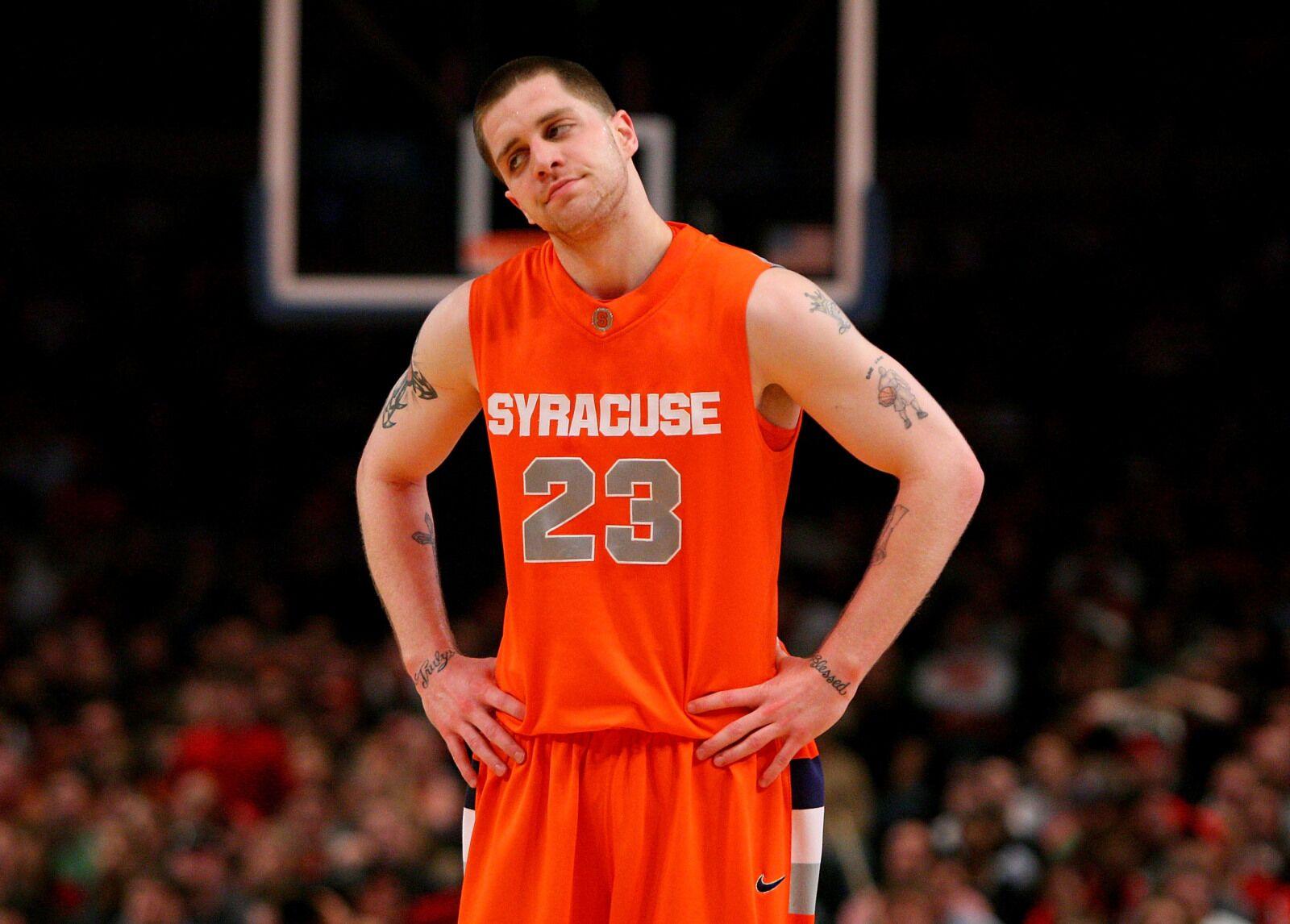 Eric Devendorf Leaving The Syracuse Staff To Pursue Coaching Career