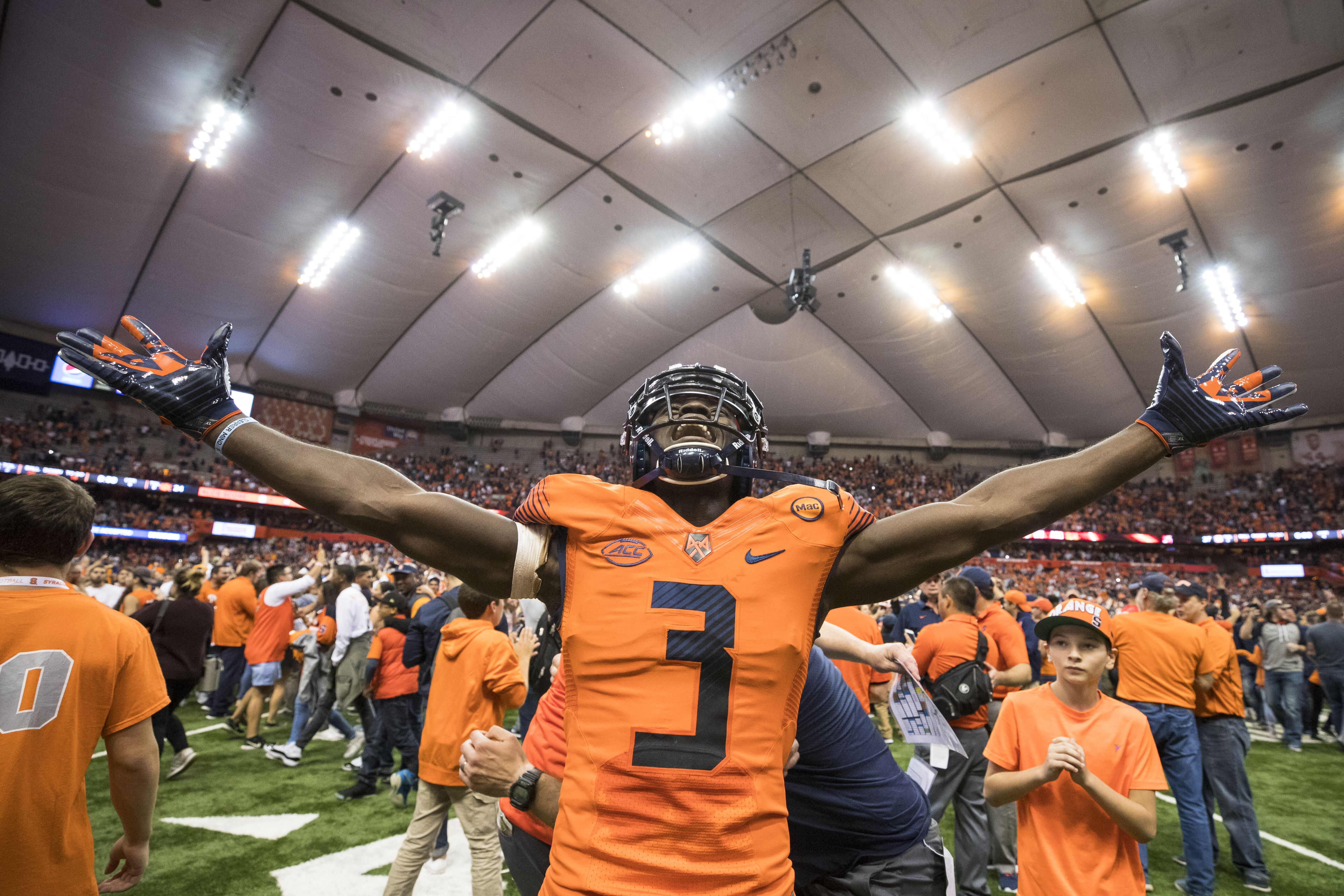 Syracuse Football Attendance Numbers Will Be Reminiscent Of