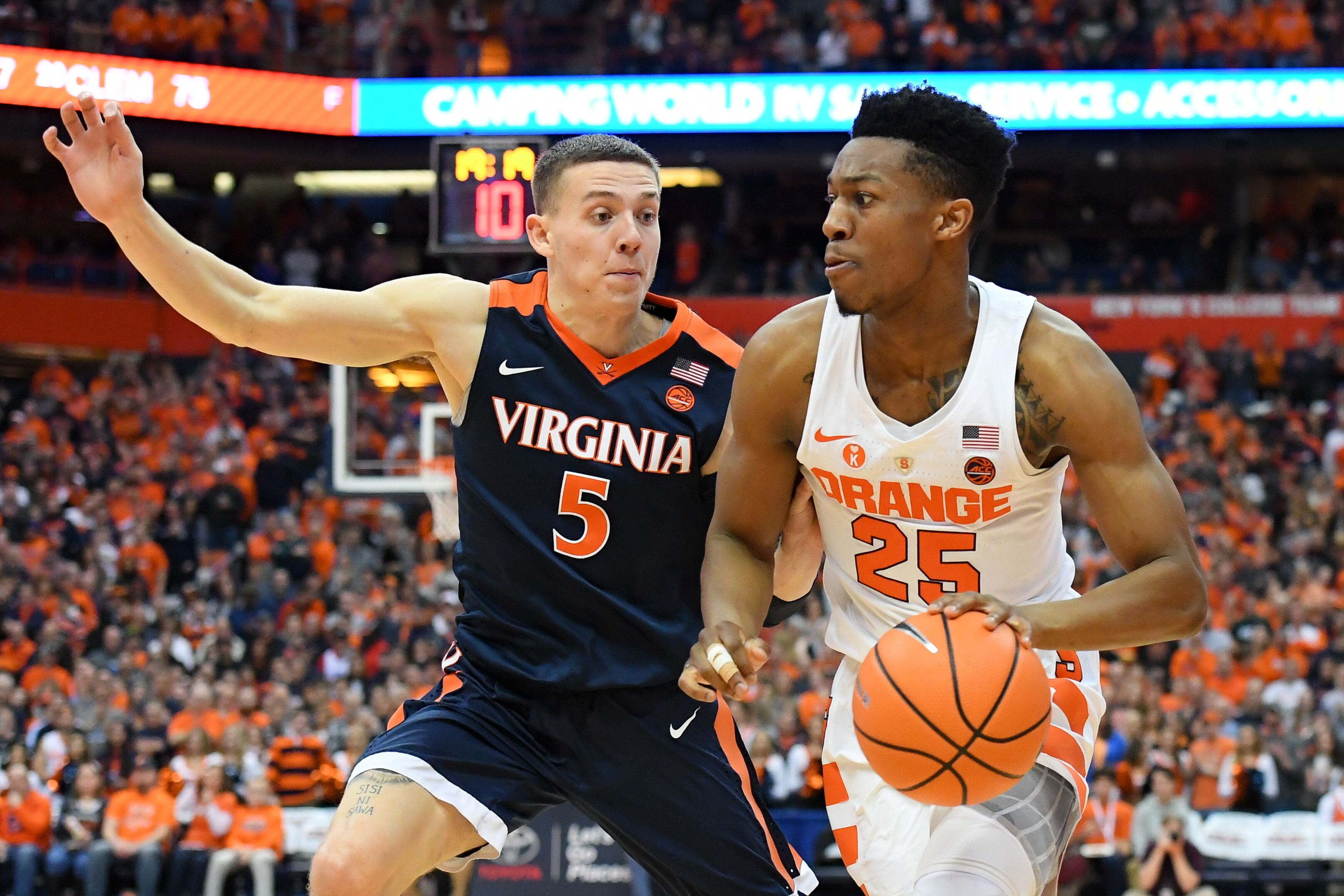 Syracuse Basketball Acc Schedule Released For 2018 19