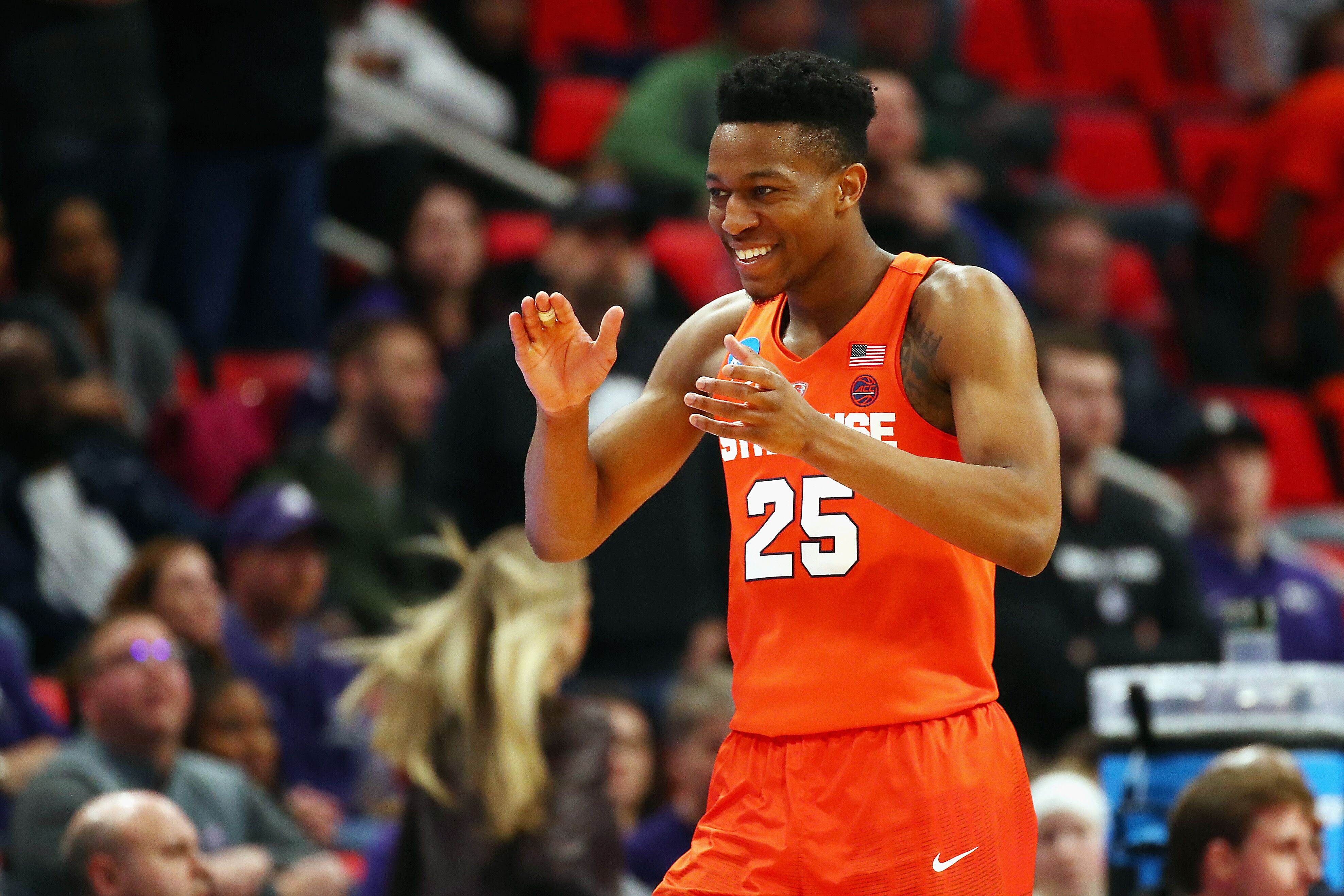 Syracuse Basketball: Tyus Battle shuts up haters with NBA contract