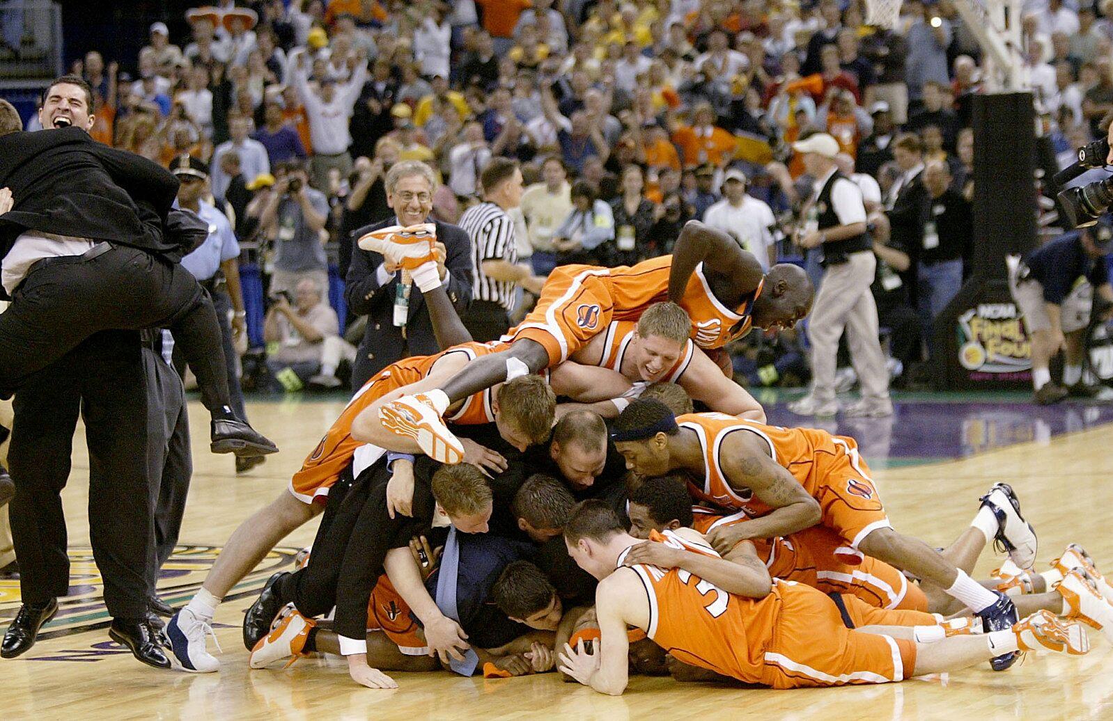 Syracuse Basketball Legends Series: Inside look at Hakim Warrick