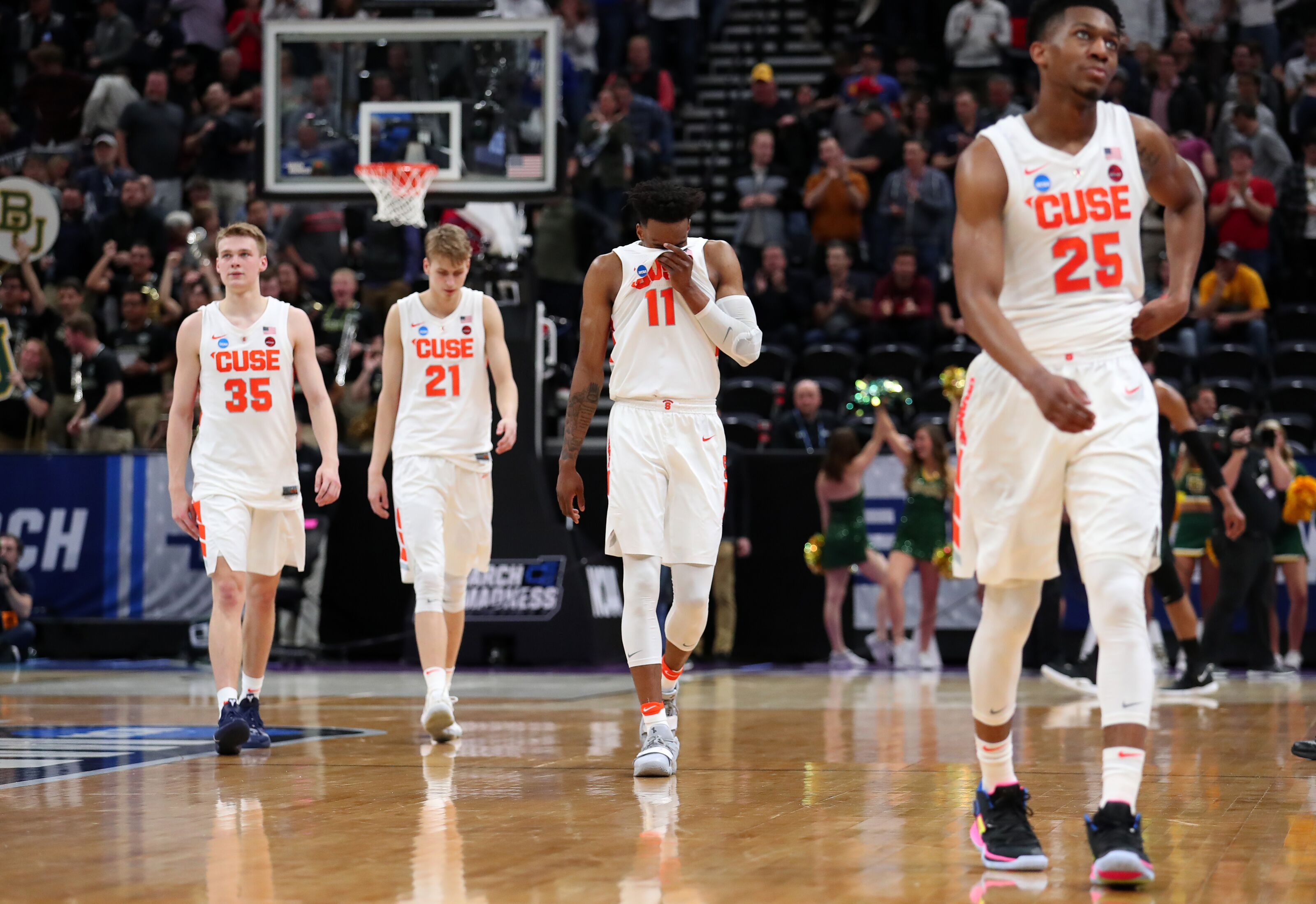 Syracuse Basketball Look For Orange Offense To Shine This