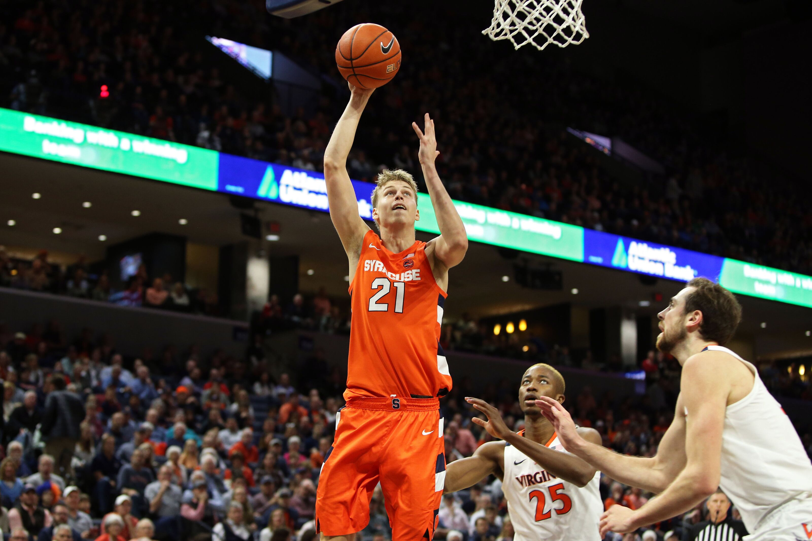 Syracuse Basketball: Offense displayed new wrinkles in win over BC