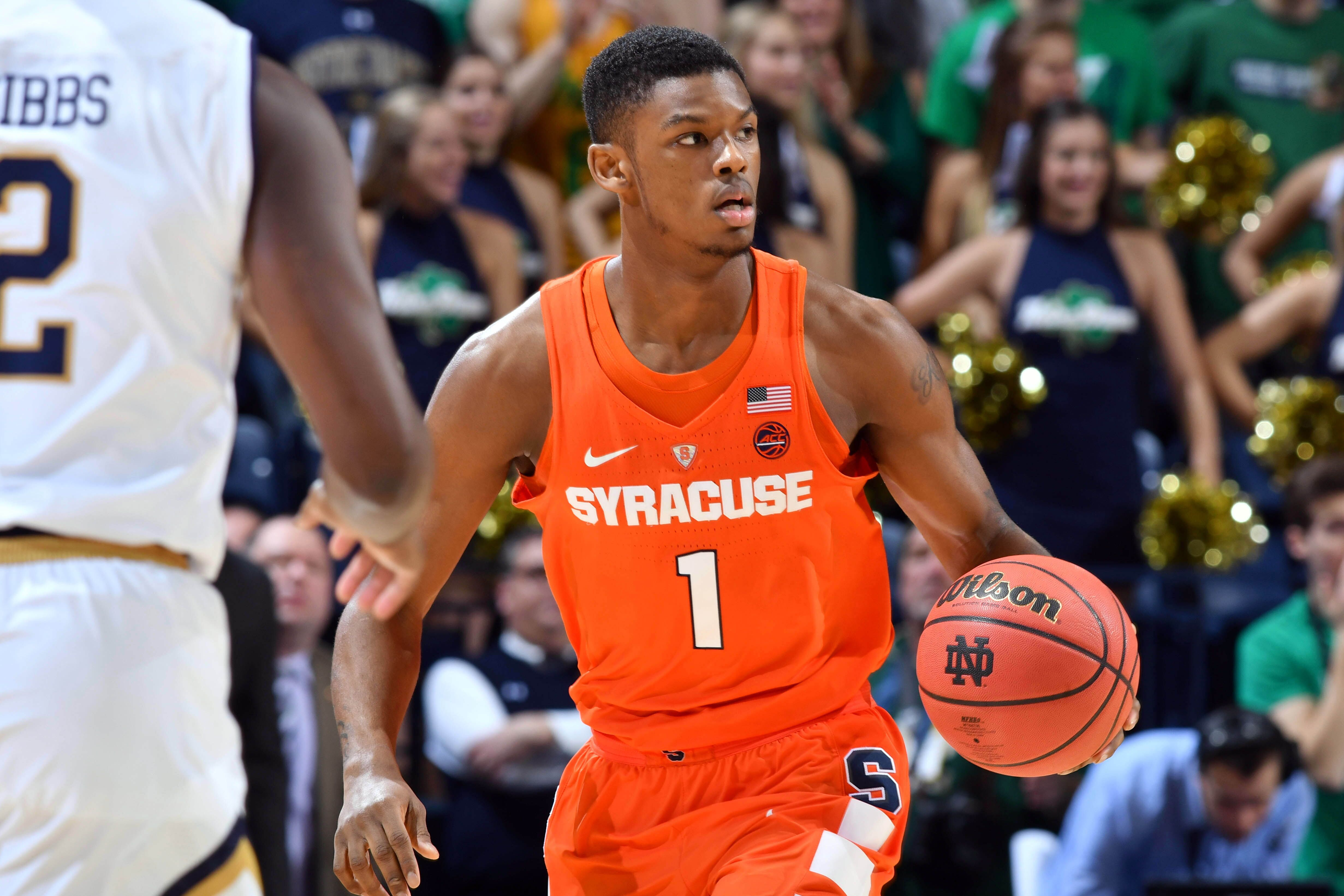 Syracuse Basketball A Pre Summer Look At Player Rankings Going Into