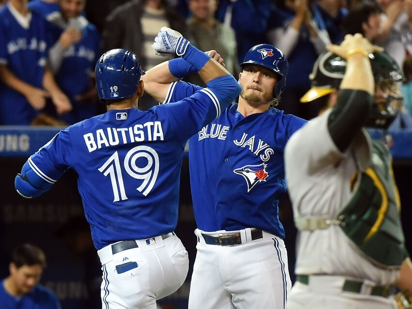 silly stats blue jays statistical outliers for batters in