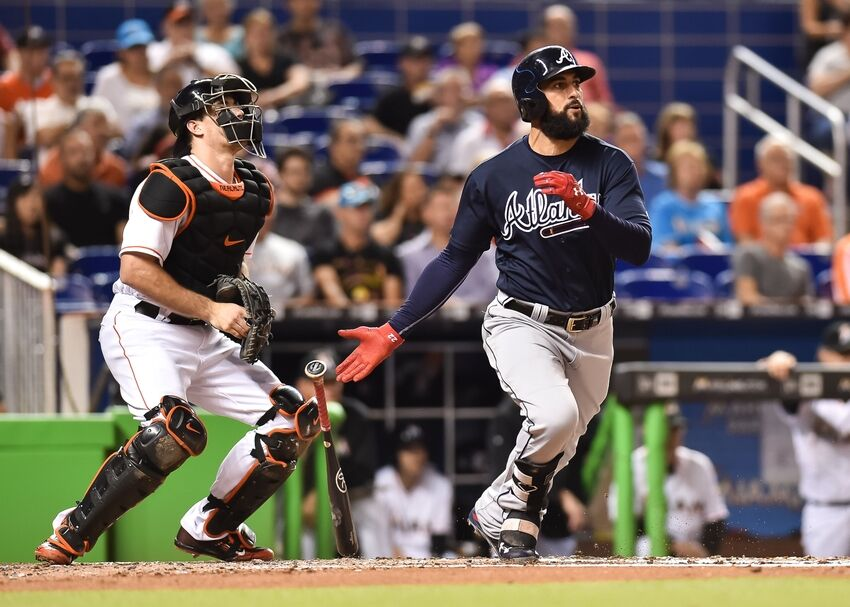 Toronto Blue Jays could look to Atlanta Braves for outfield help
