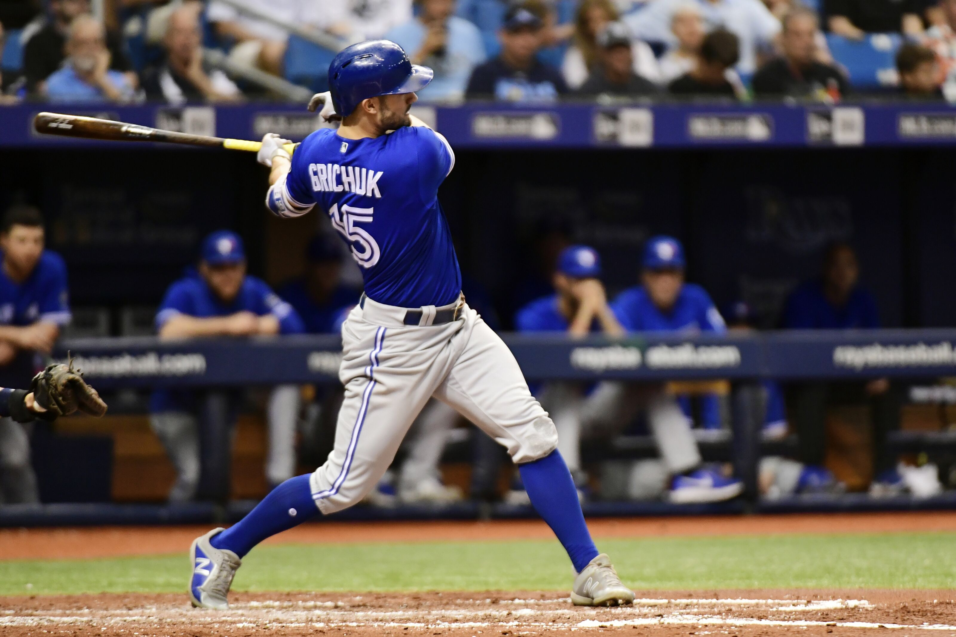 """Blue Jays: Maybe they already have their """"outfield of the future"""""""