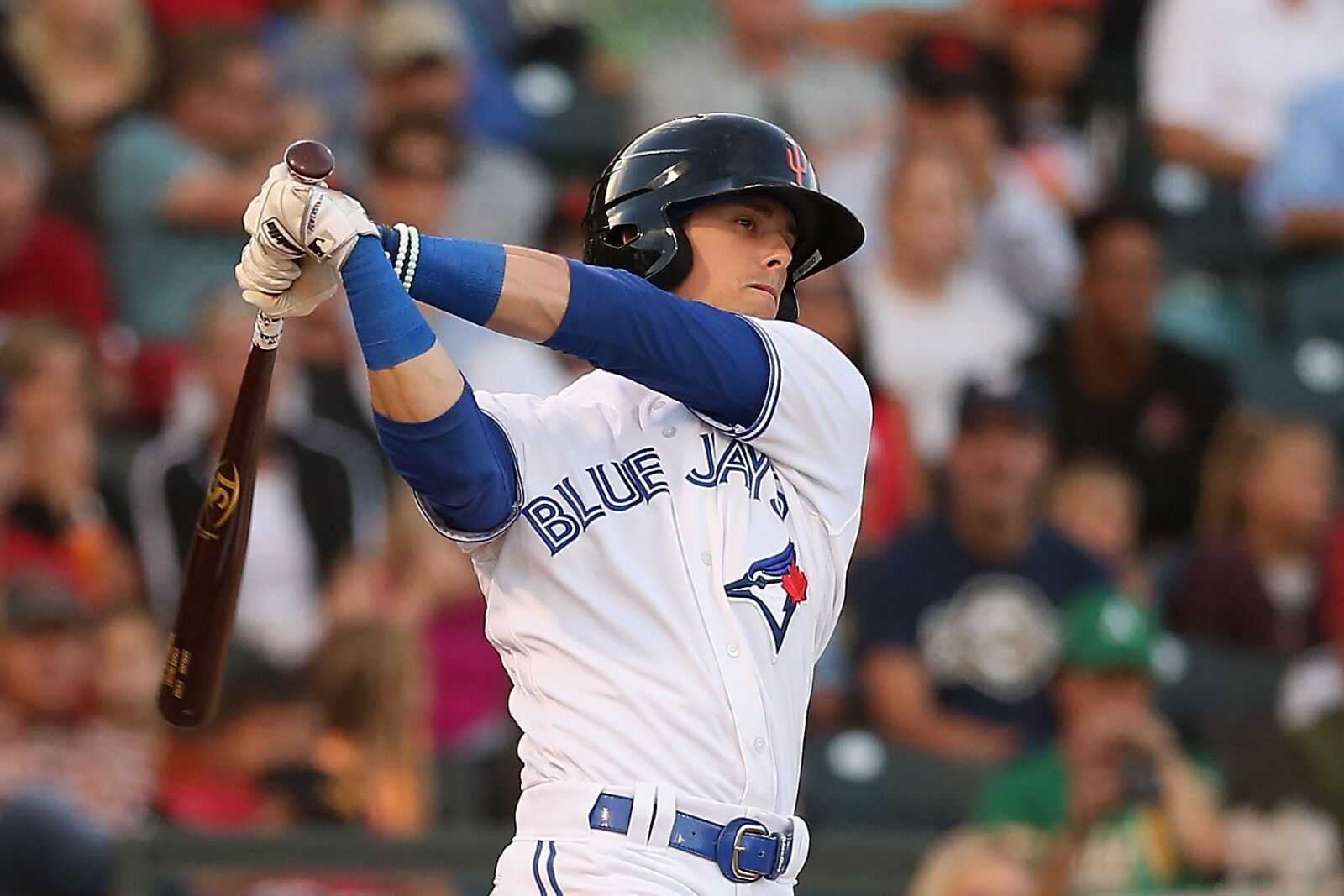Blue Jays should sell high on prospect Cavan Biggio