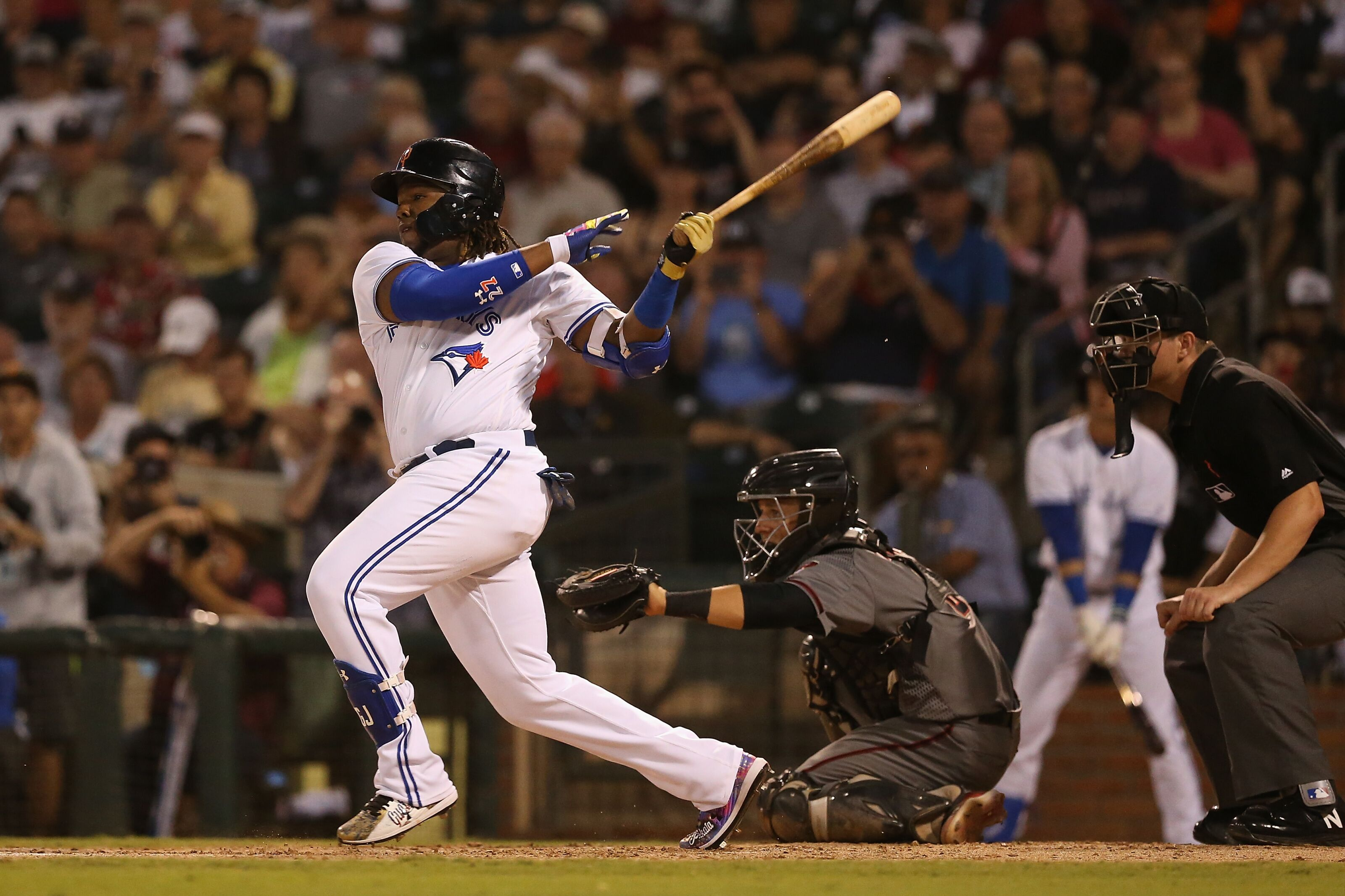 33ff1d1b1 Blue Jays  Vlad Jr. could do what Aaron Judge did for the Yankees