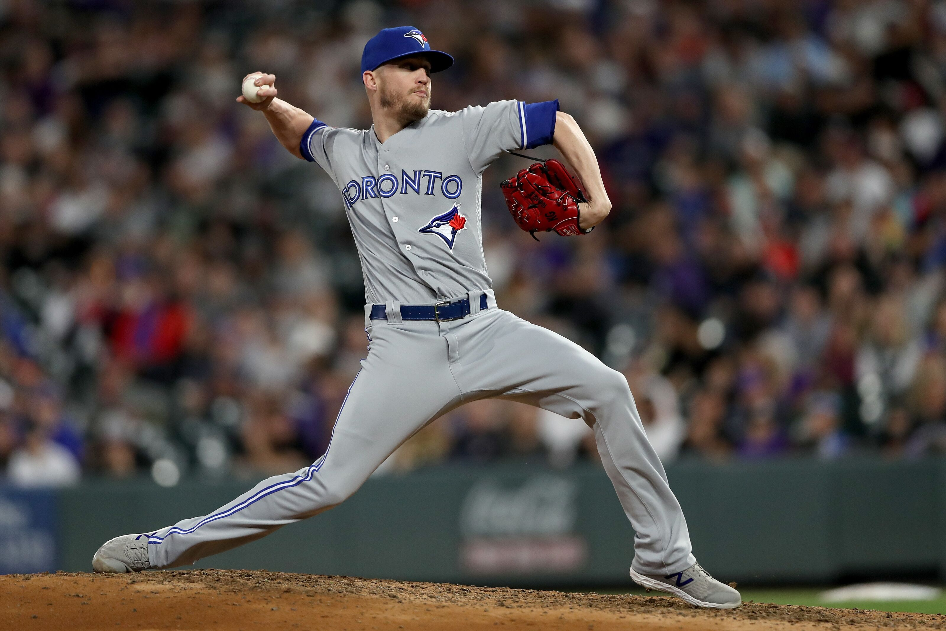 Blue Jays: What Will Smith's Braves Deal Says About Ken Giles' value