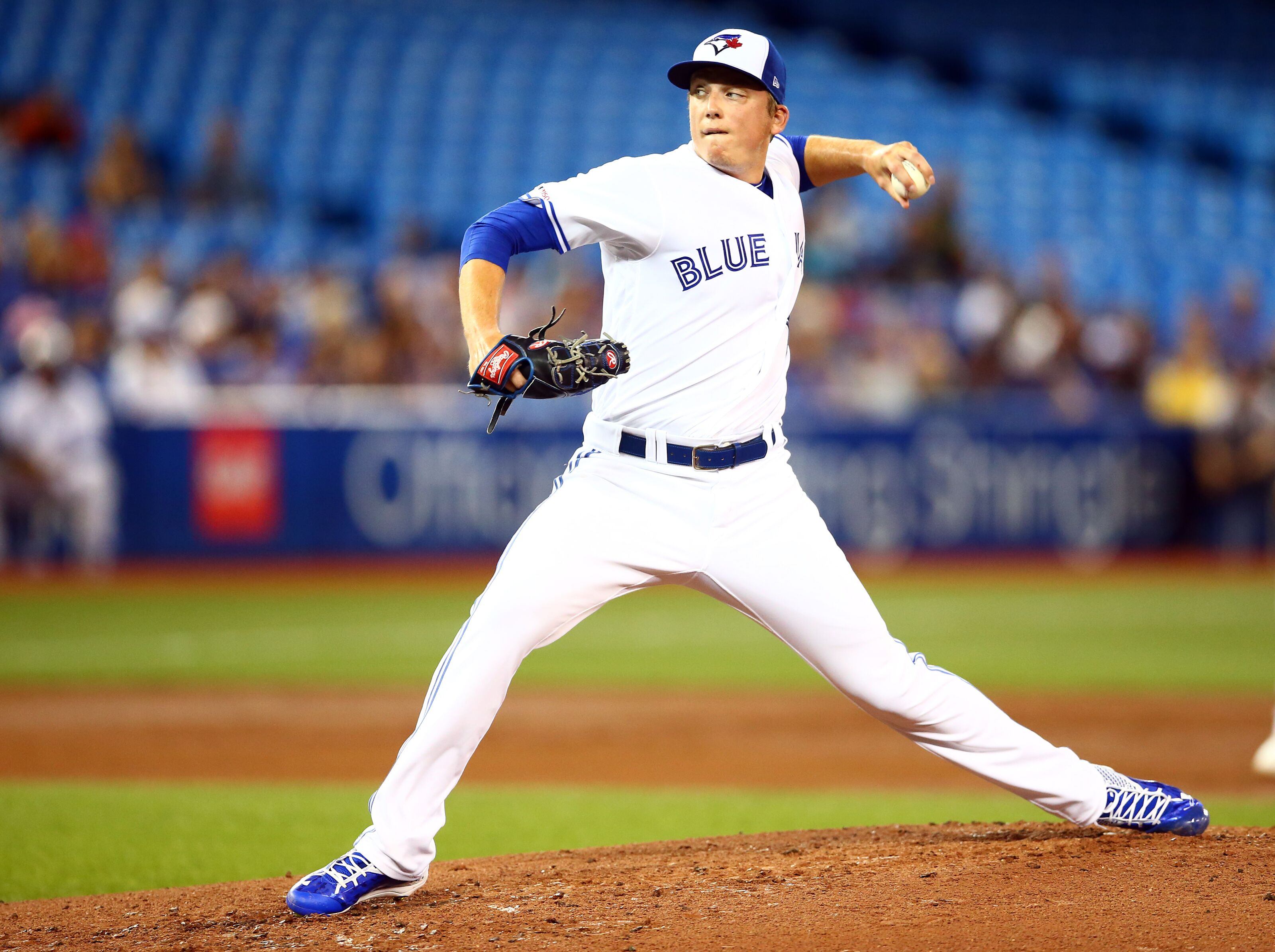 Blue Jays: Ryan Borucki could be the key to an improved rotation