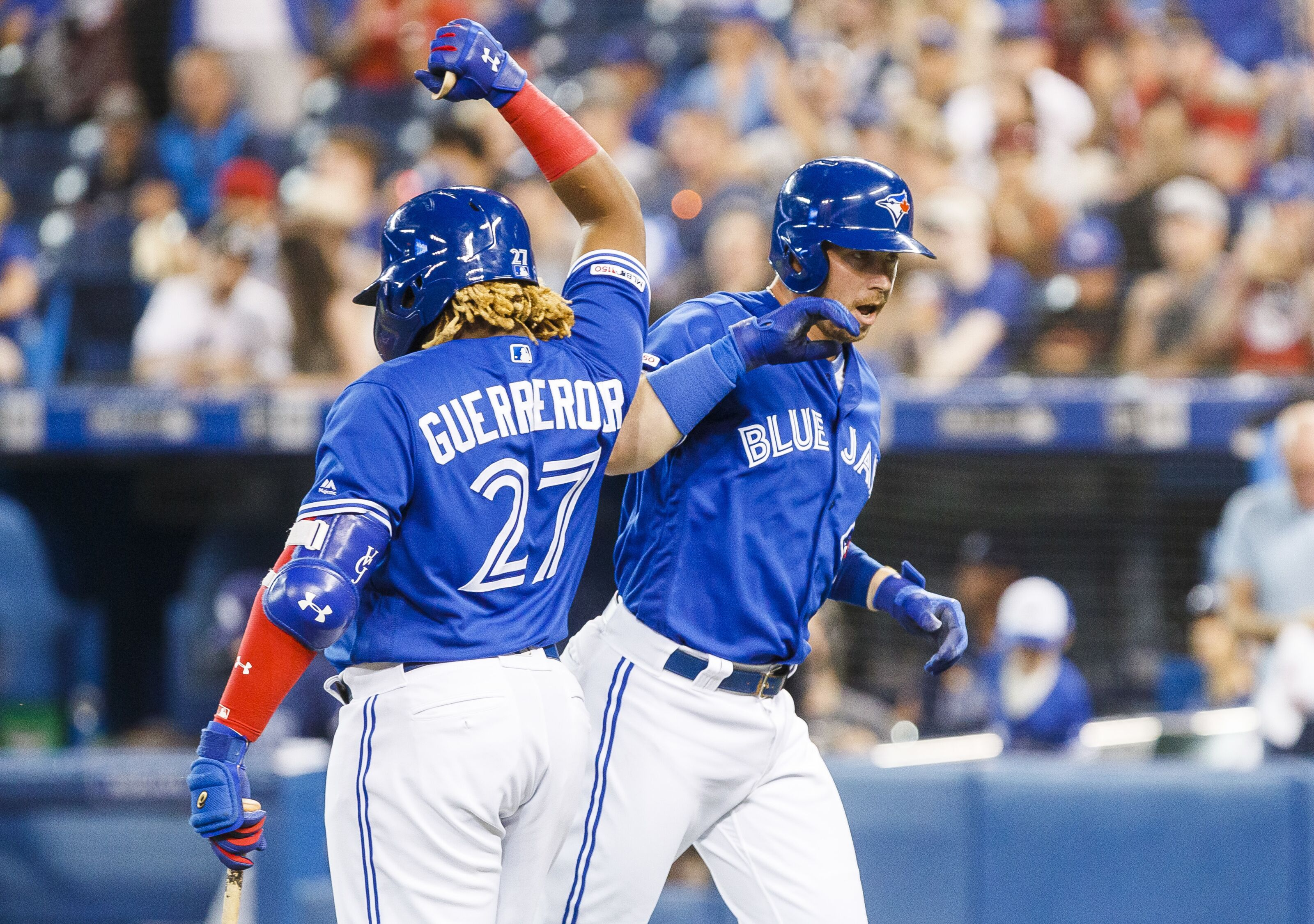 Blue Jays: Why not Justin Smoak and if not, then who?
