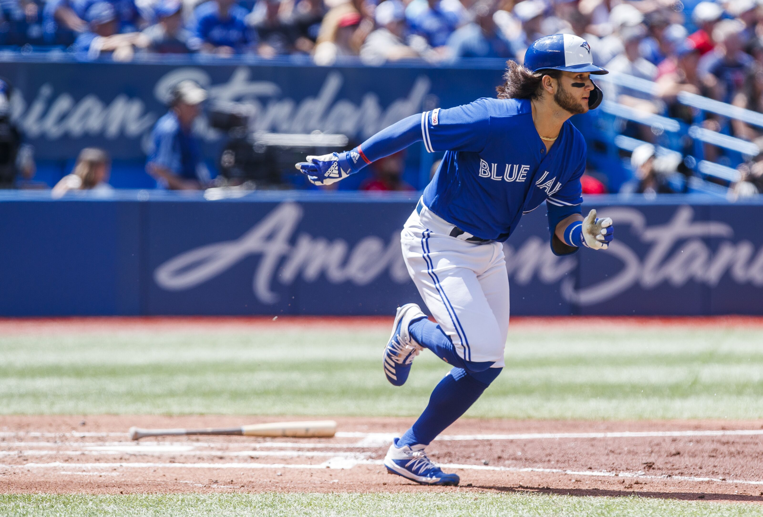 Blue Jays: Bo Bichette already passing Vlad Jr. in fWAr and more